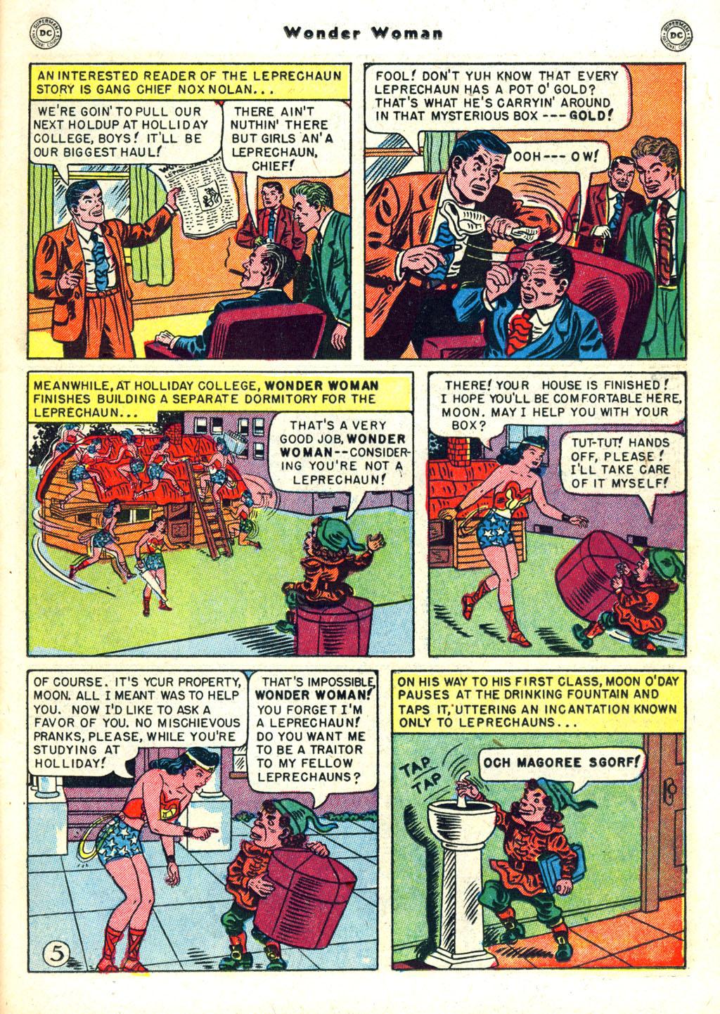 Read online Wonder Woman (1942) comic -  Issue #45 - 29