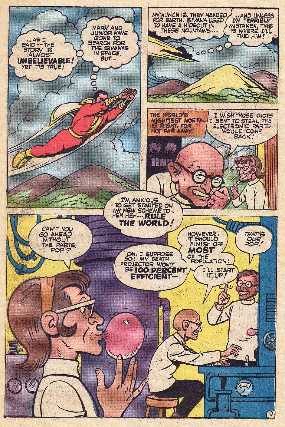 Read online Shazam! (1973) comic -  Issue #1 - 16