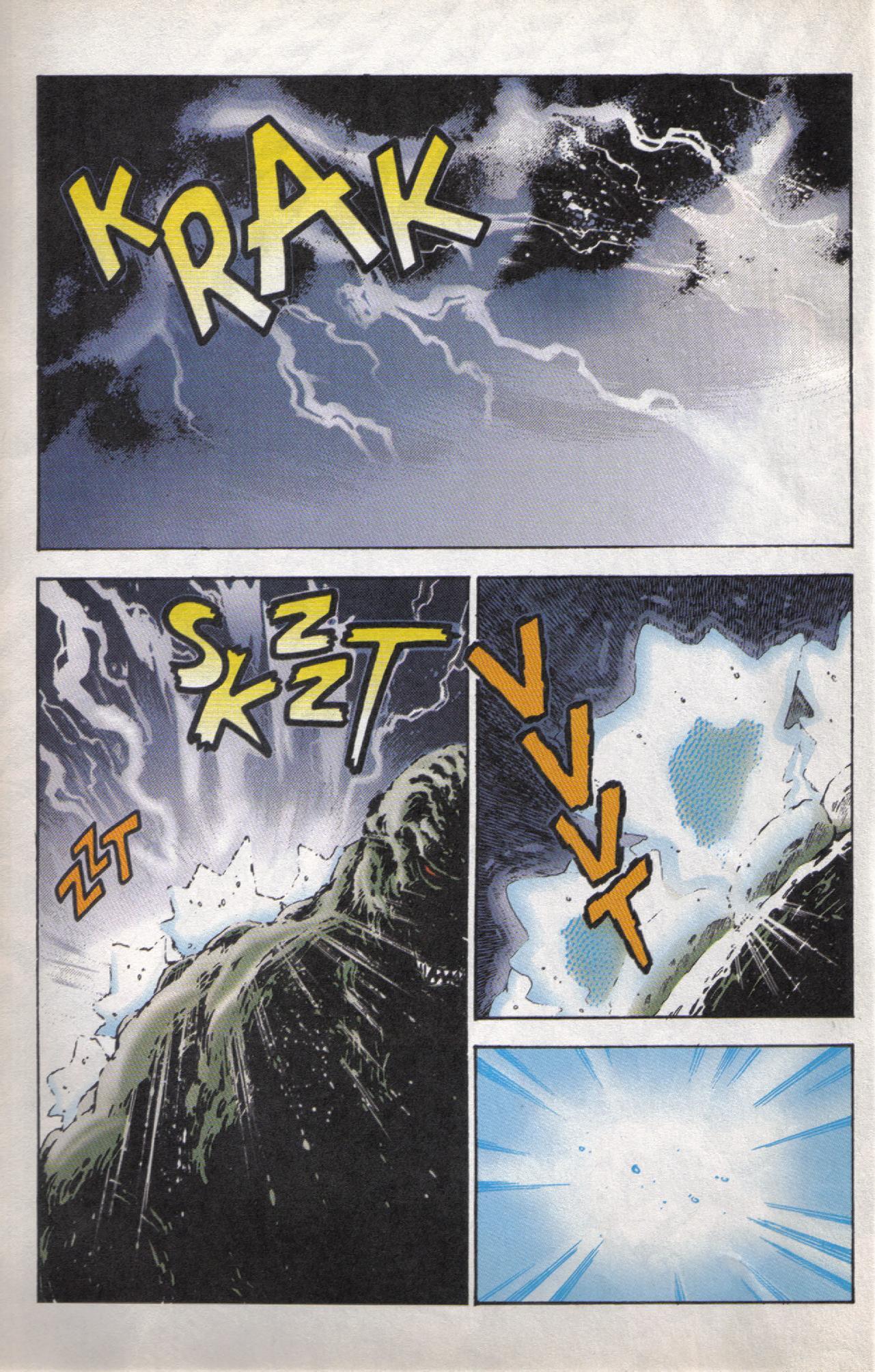 Read online Dark Horse Classics: Terror of Godzilla comic -  Issue #5 - 9