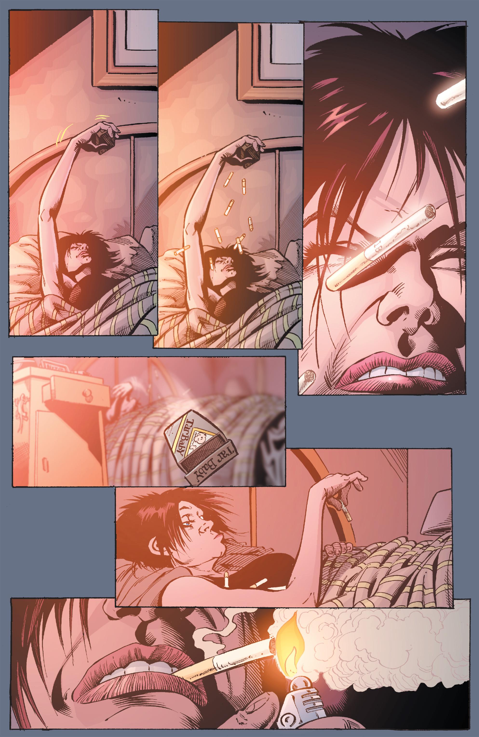 Read online Transmetropolitan comic -  Issue #43 - 3