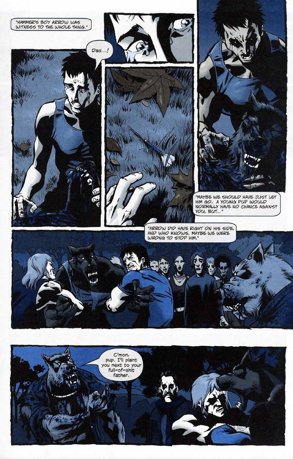 Read online Werewolf the Apocalypse comic -  Issue # Get of Fenris - 27