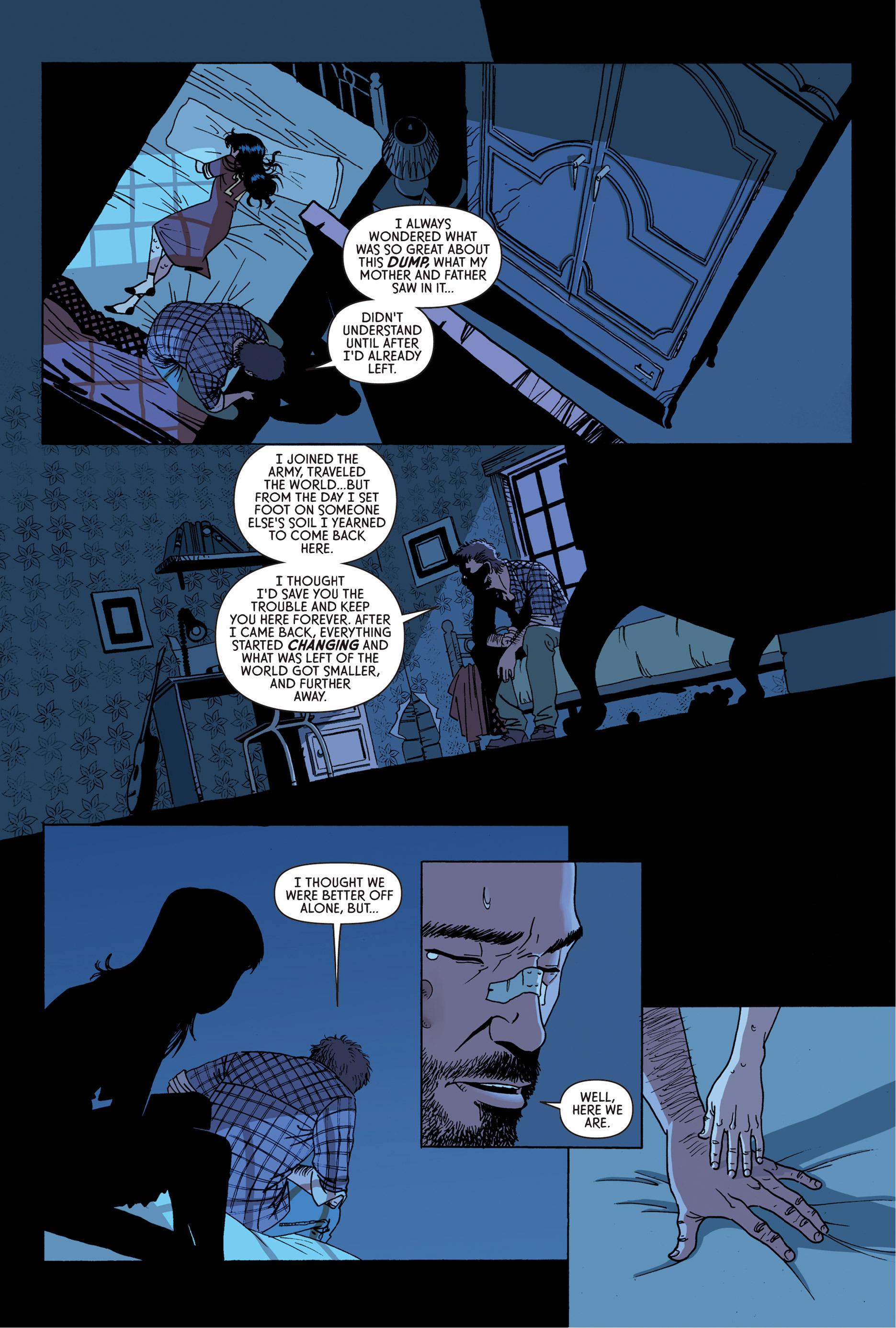 Read online Trespasser comic -  Issue #4 - 5