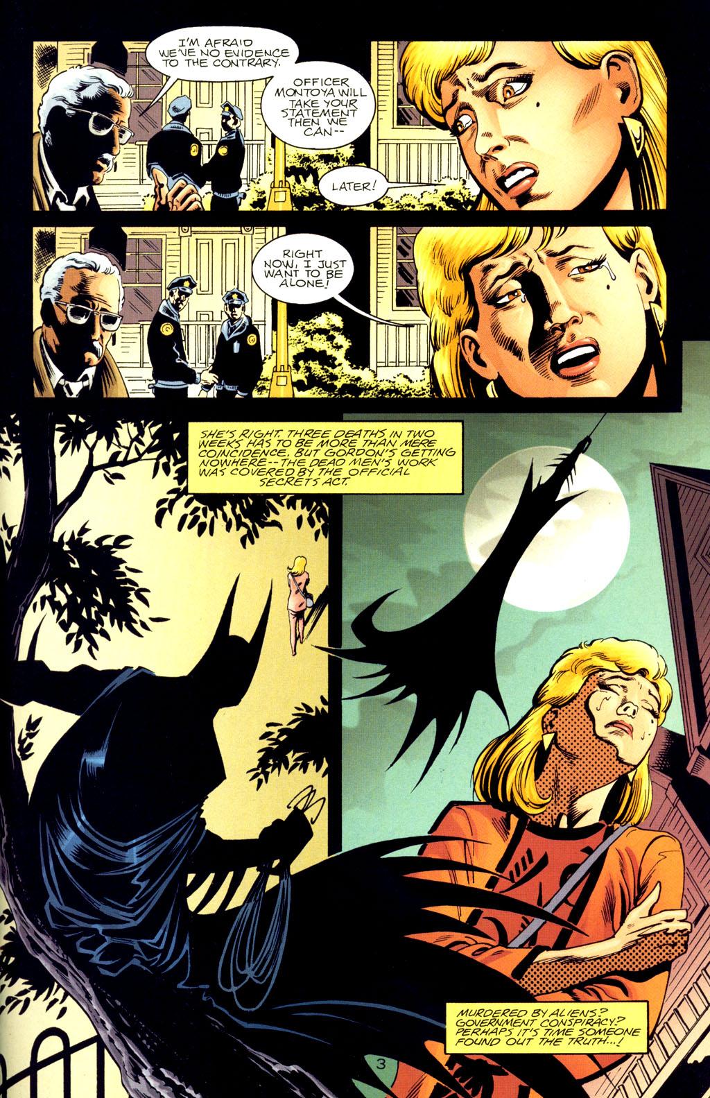 Read online Batman: Dreamland comic -  Issue # Full - 5