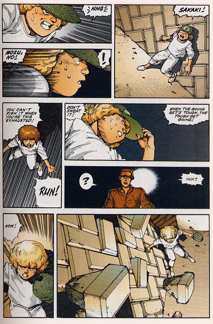 Read online Akira comic -  Issue #15 - 20