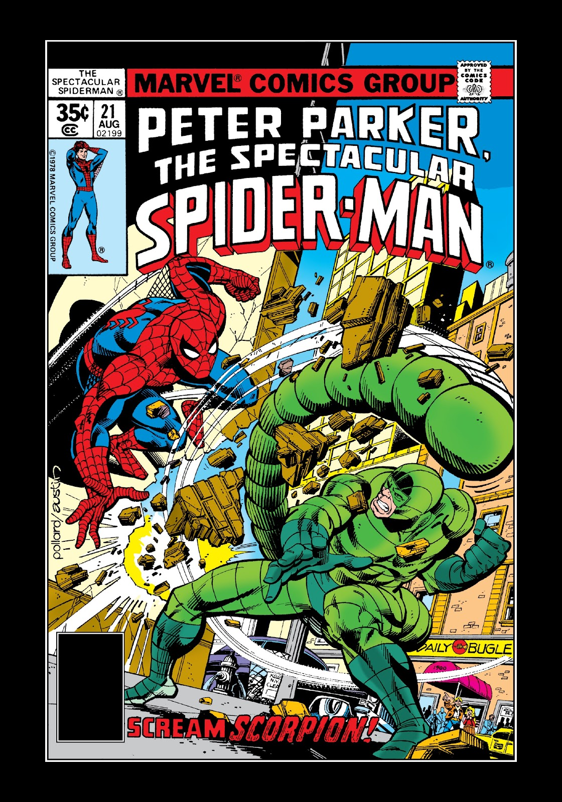Read online Marvel Masterworks: The Spectacular Spider-Man comic -  Issue # TPB 2 (Part 1) - 99