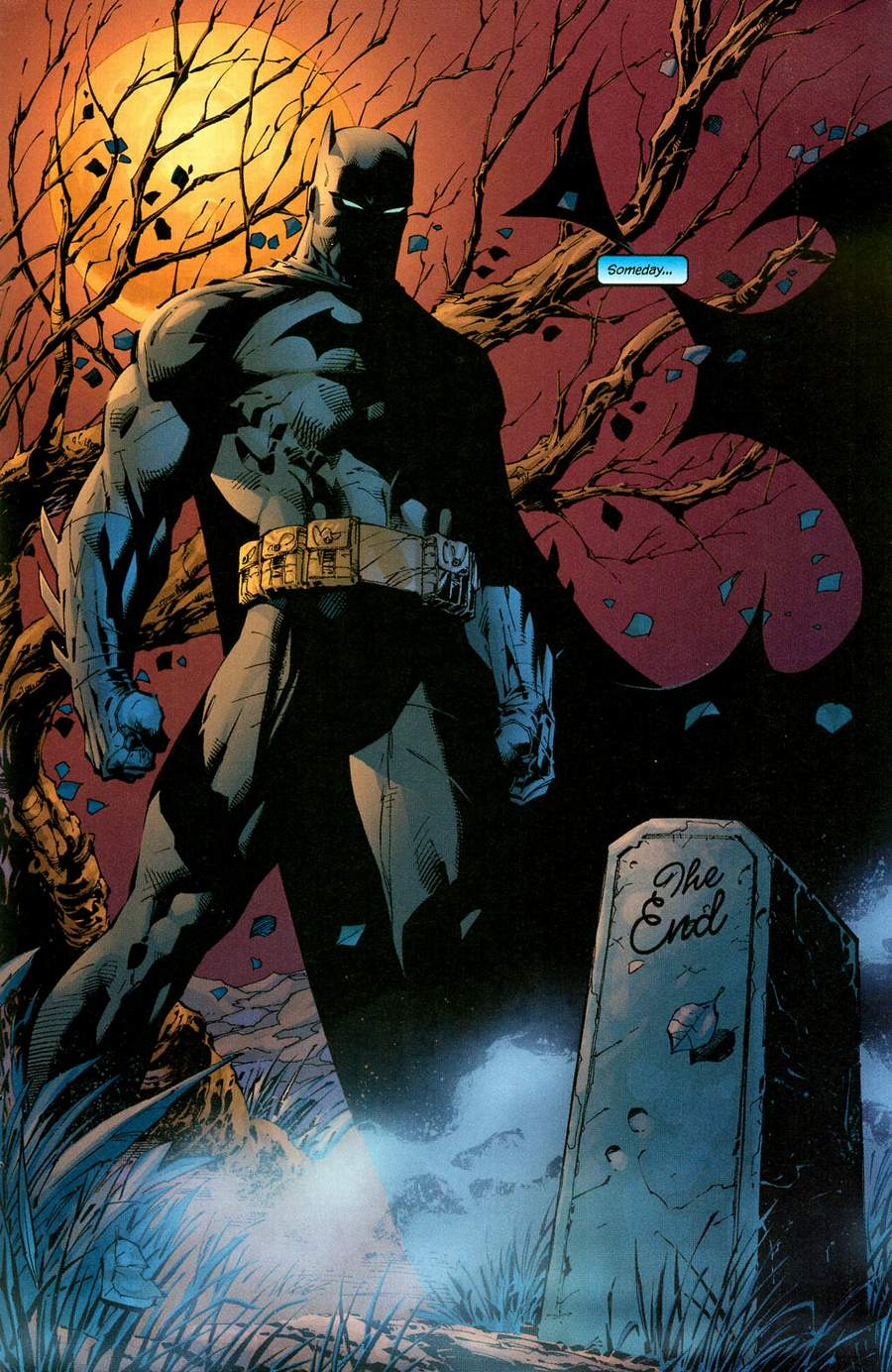 Read online Batman: Hush comic -  Issue #12 - 24