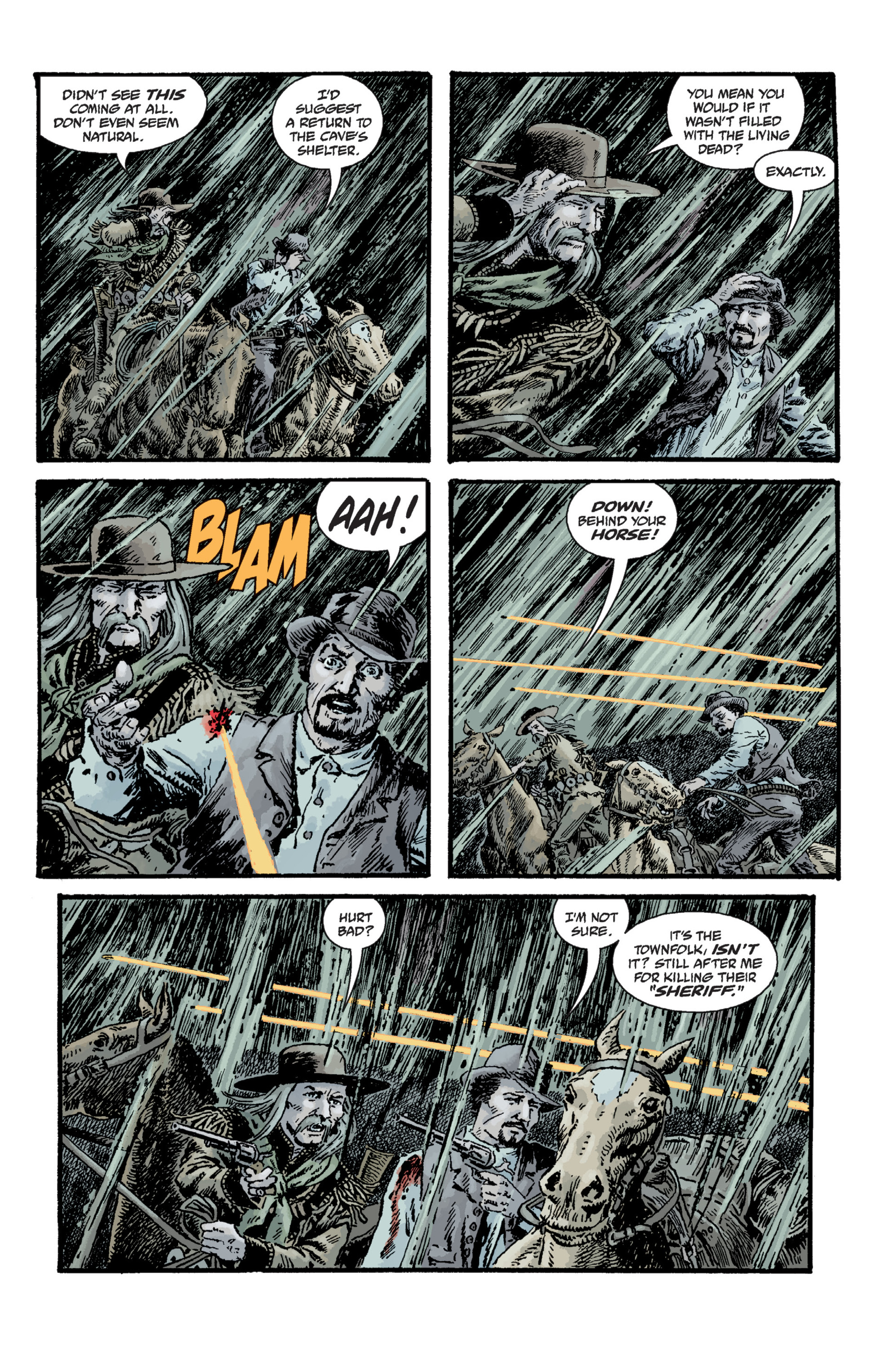 Read online Sir Edward Grey, Witchfinder: Lost and Gone Forever comic -  Issue # TPB - 102