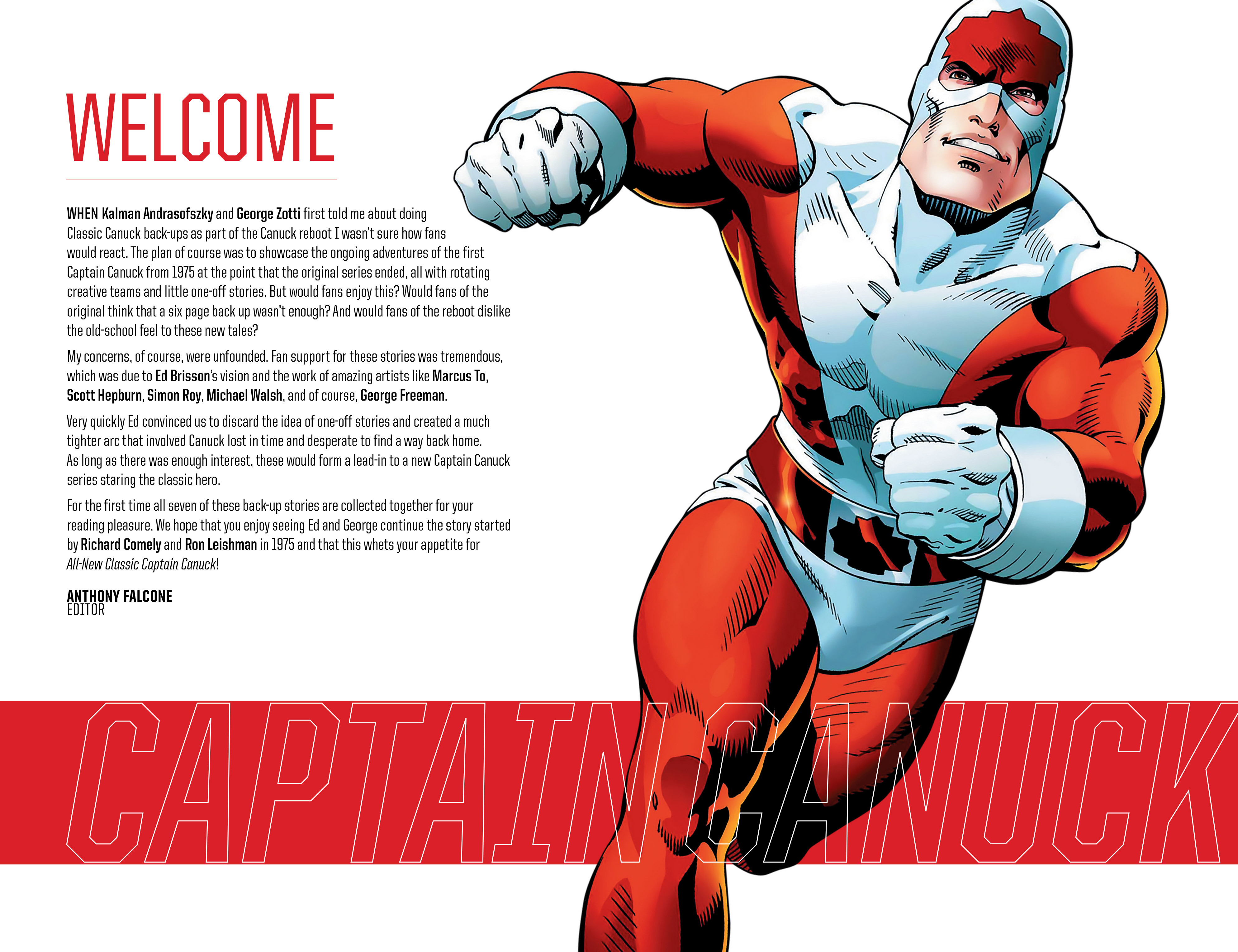 Read online All-New Classic Captain Canuck comic -  Issue #0 - 3