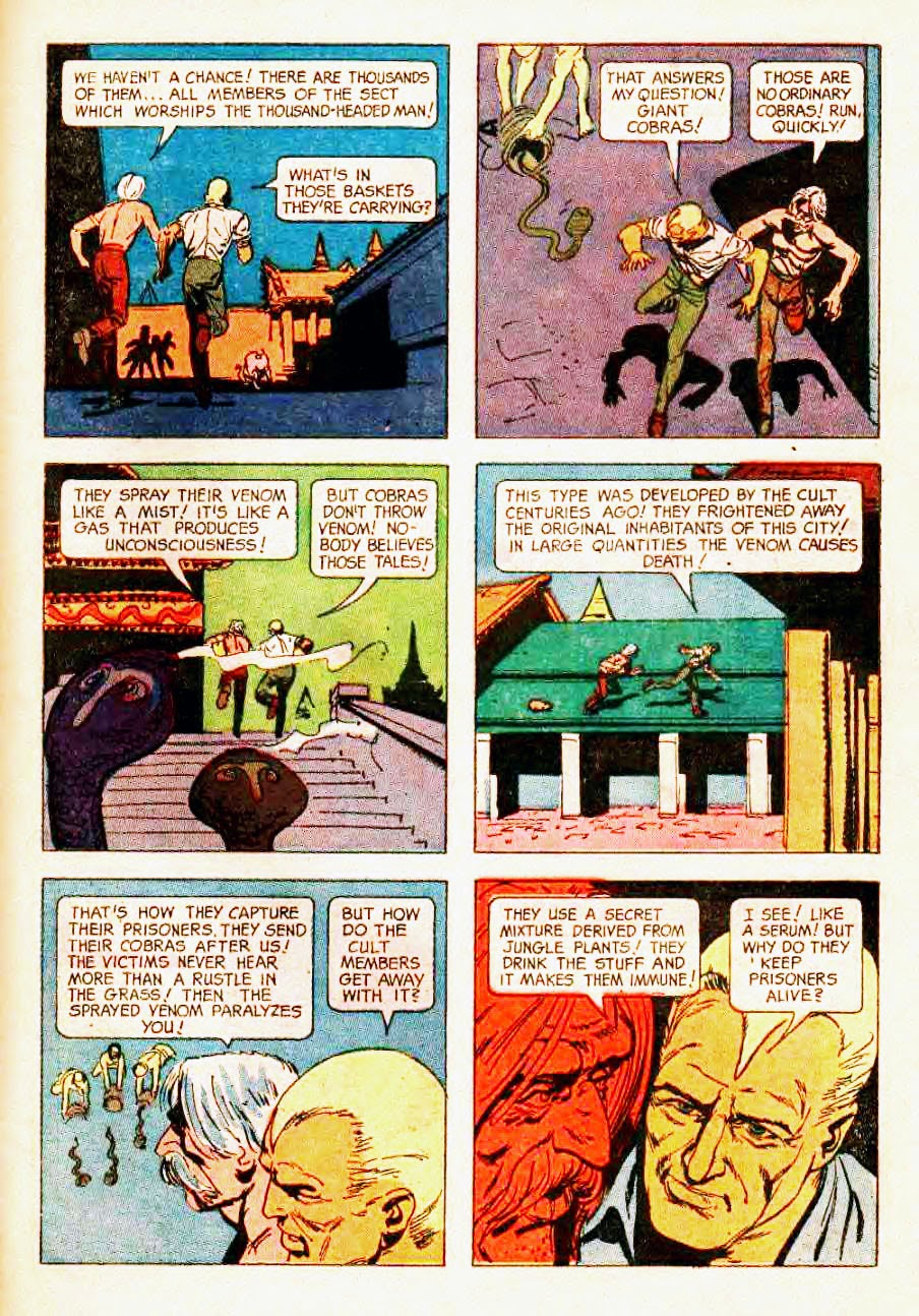 Read online Doc Savage (1966) comic -  Issue # Full - 31