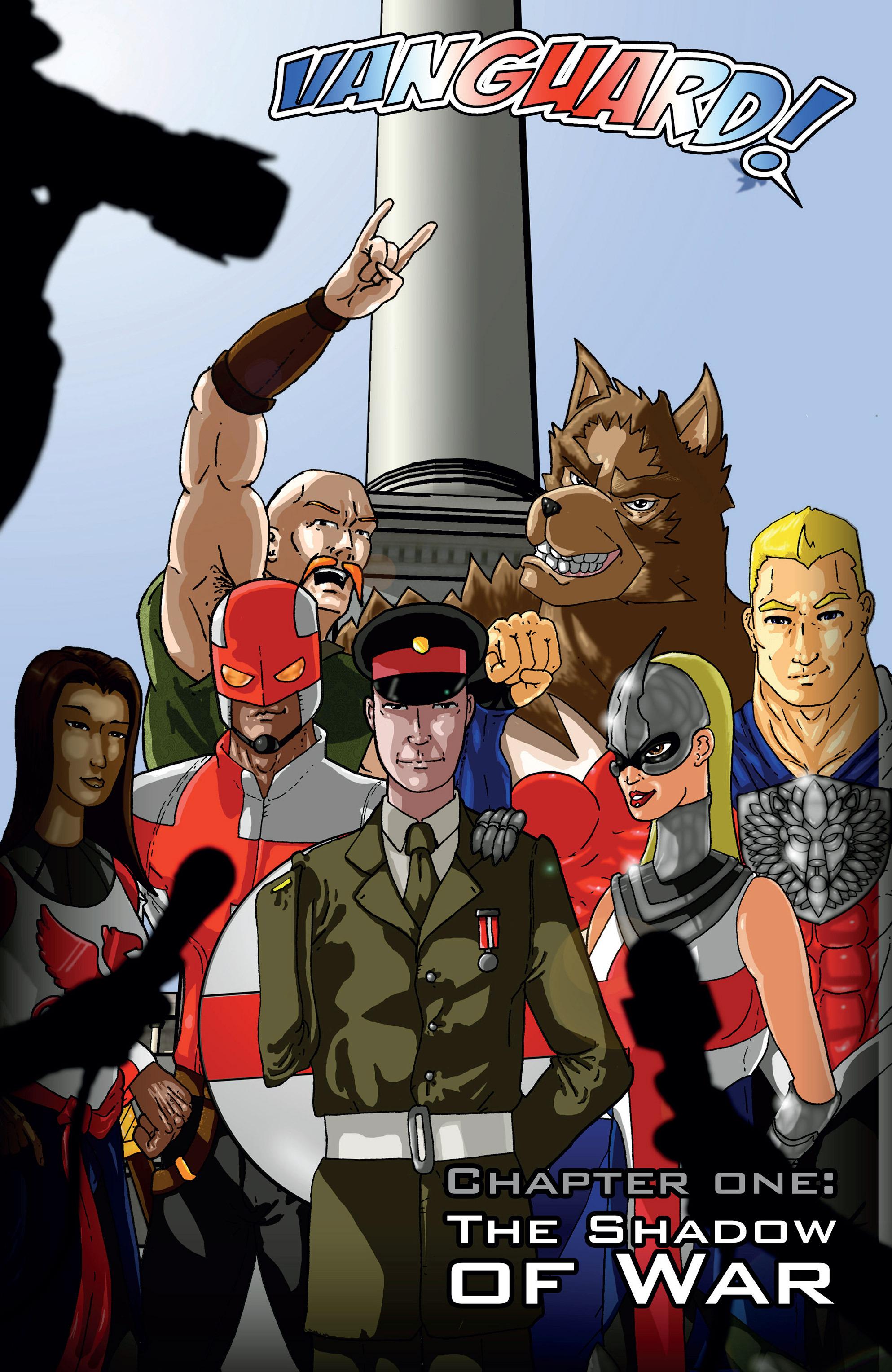 Read online Vanguard (2015) comic -  Issue #1 - 9