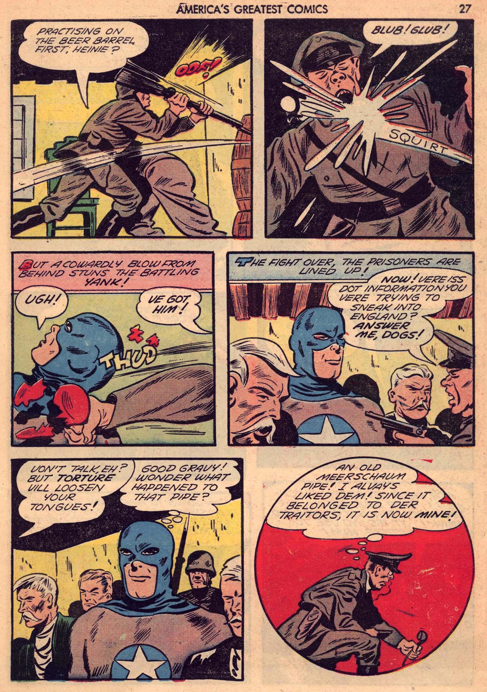 Read online America's Greatest Comics comic -  Issue #7 - 26