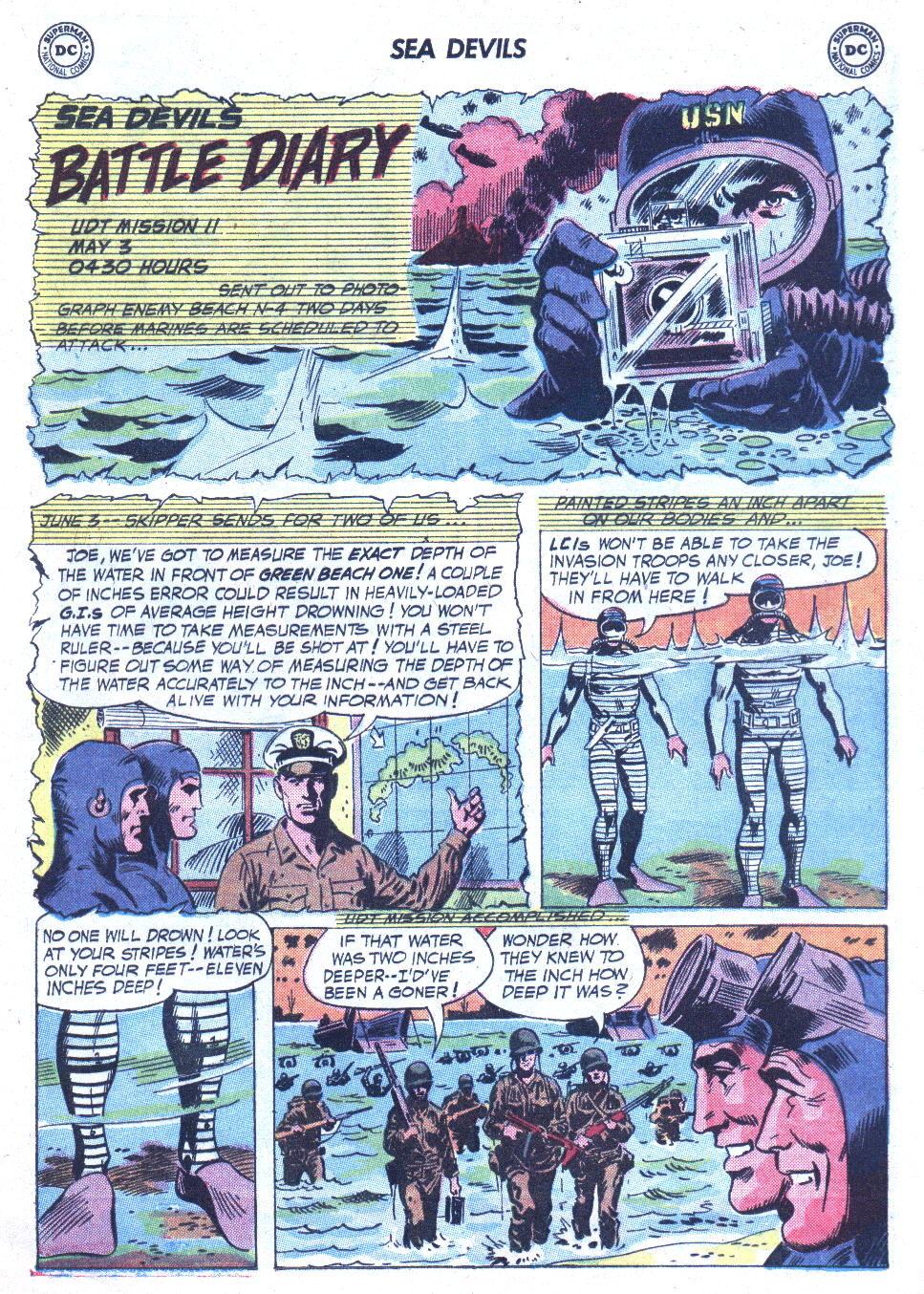 Read online Sea Devils comic -  Issue #2 - 18
