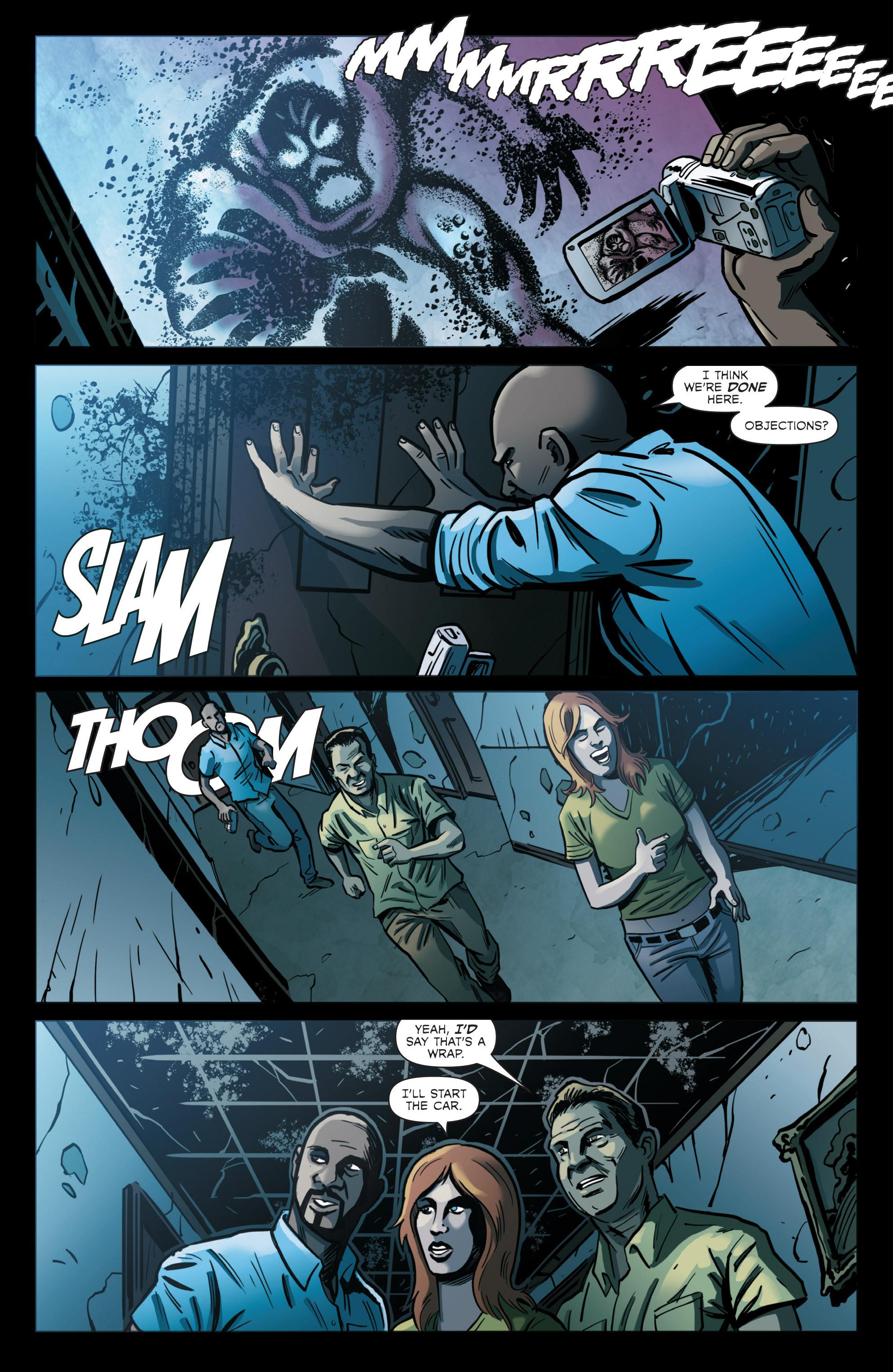 Read online Hoax Hunters (2012) comic -  Issue # TPB 2 - 96