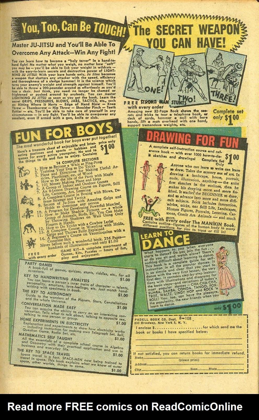 Gunsmoke Western issue 58 - Page 19