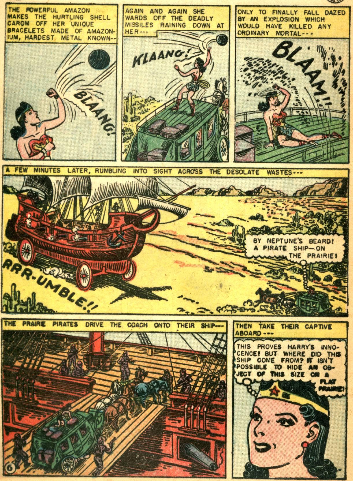 Read online Wonder Woman (1942) comic -  Issue #73 - 8