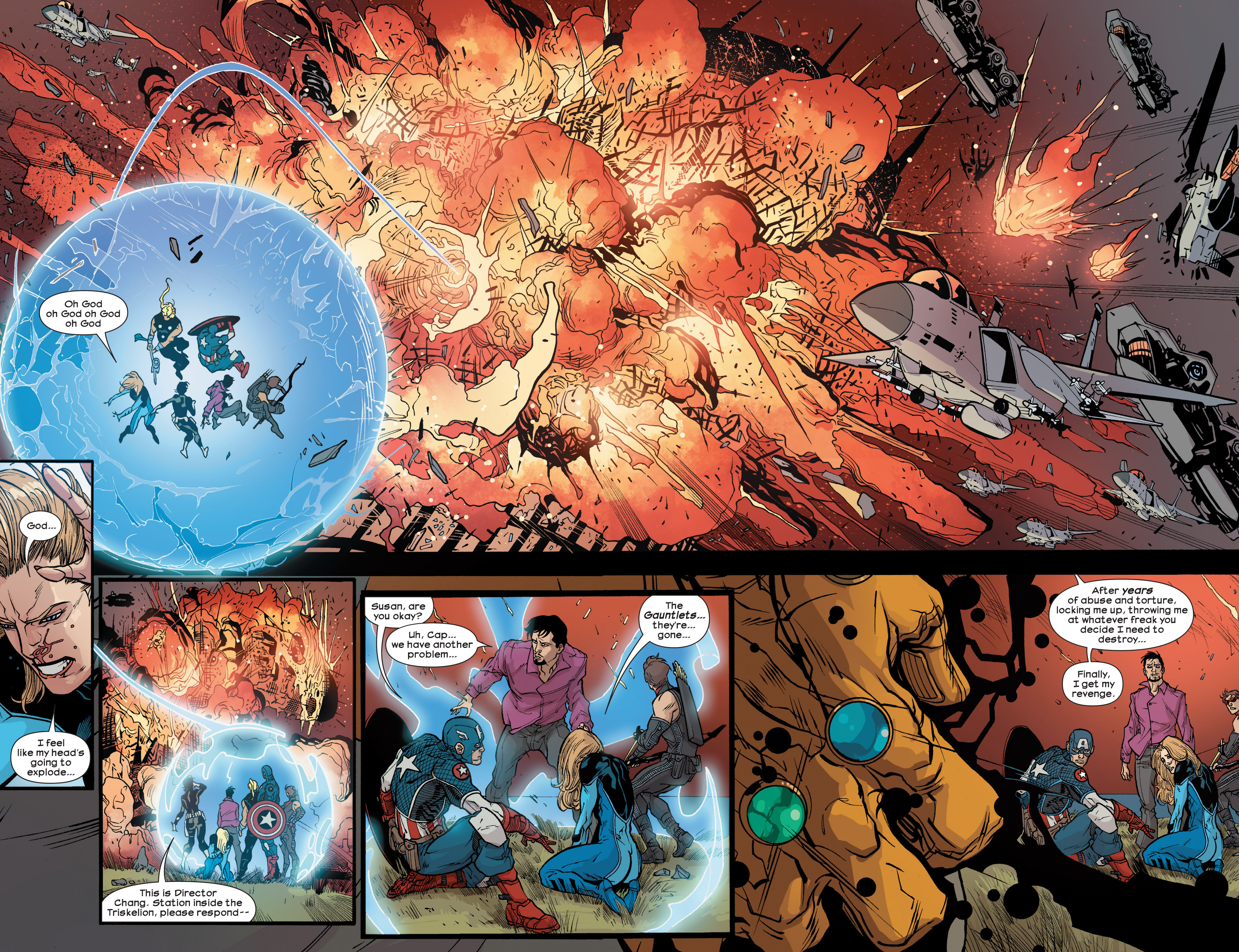 Read online Ultimate Comics Ultimates comic -  Issue #25 - 5