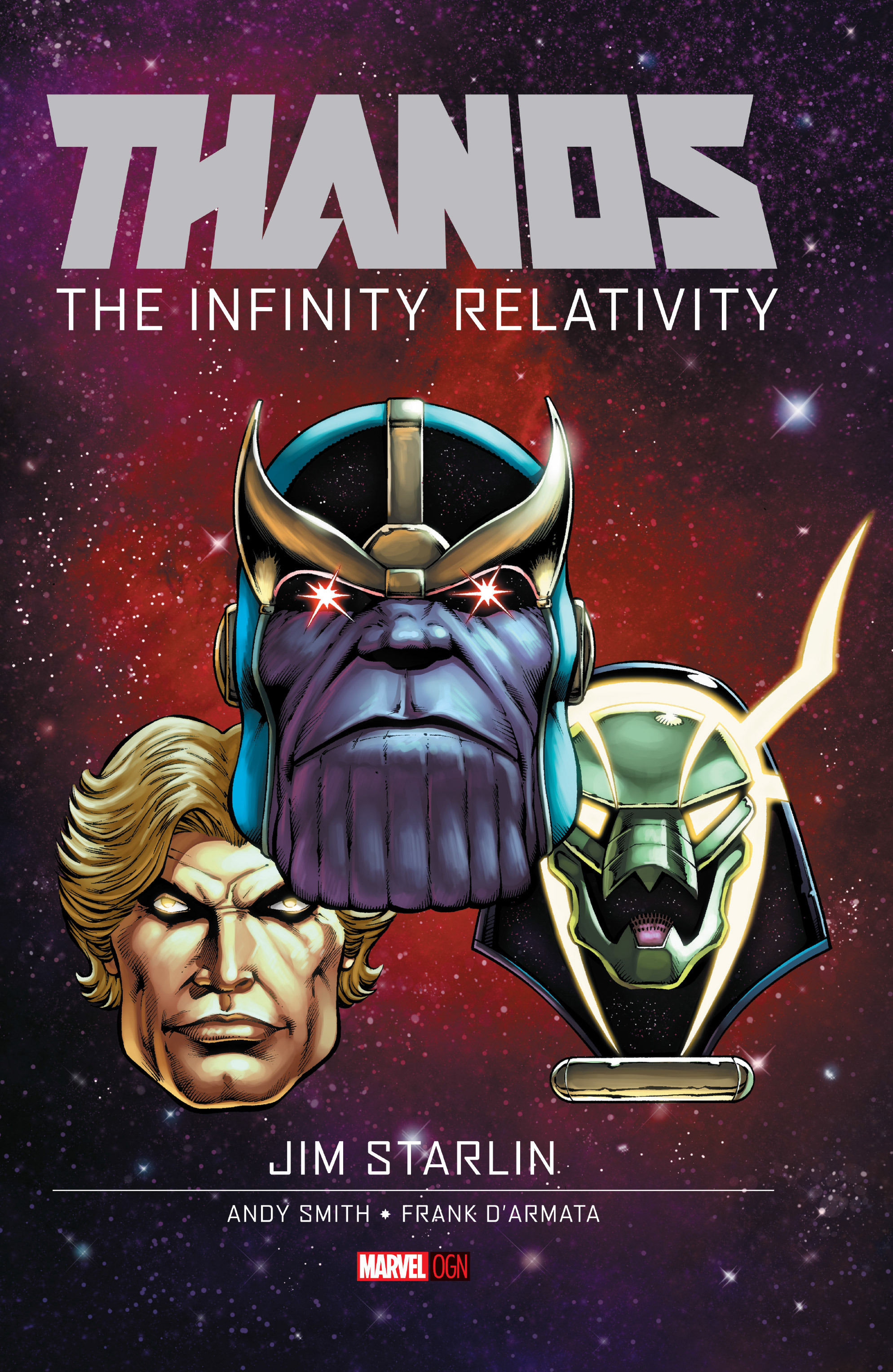 Thanos: The Infinity Relativity Full Page 1