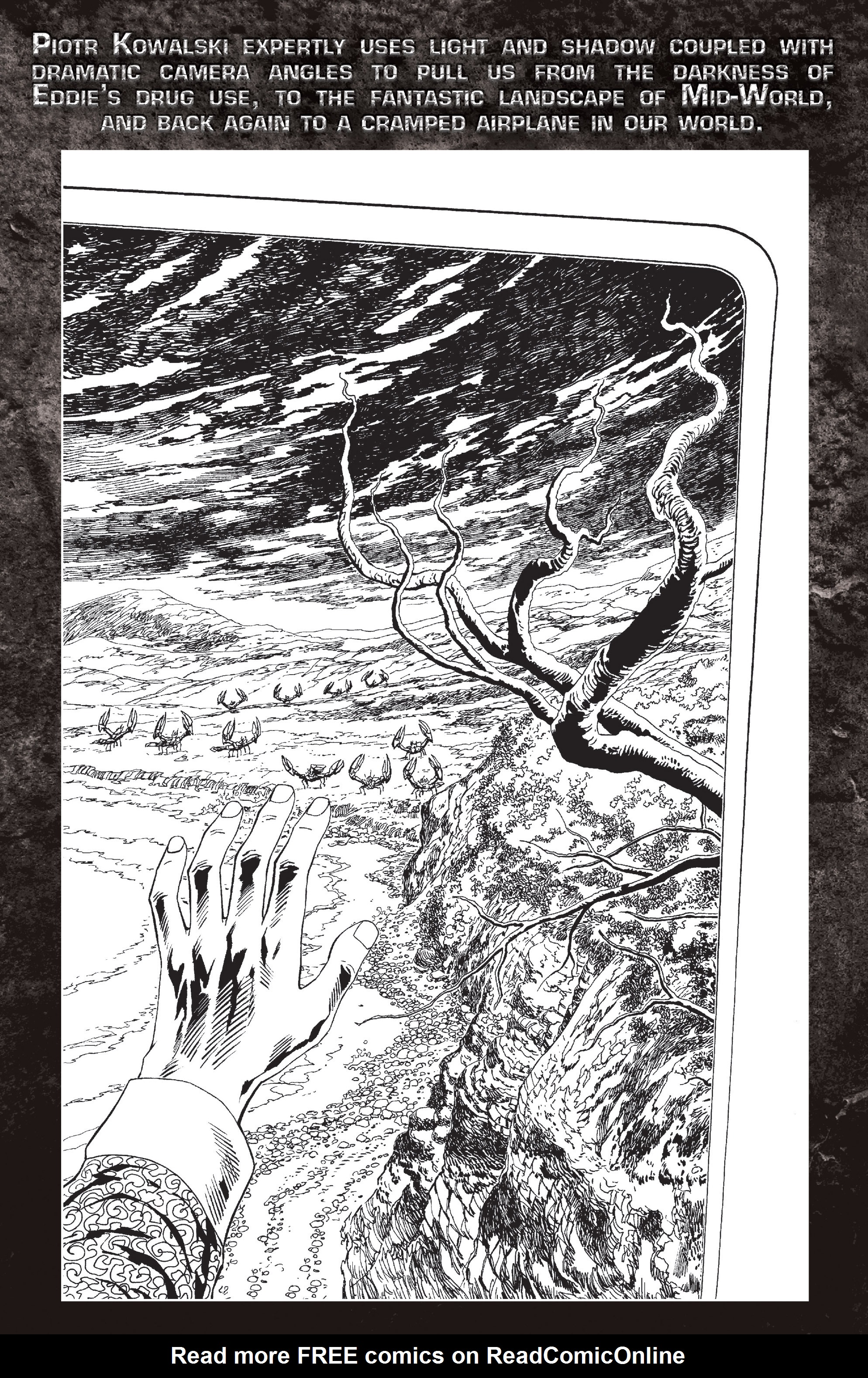 Read online Dark Tower: The Drawing of the Three - The Prisoner comic -  Issue #4 - 26