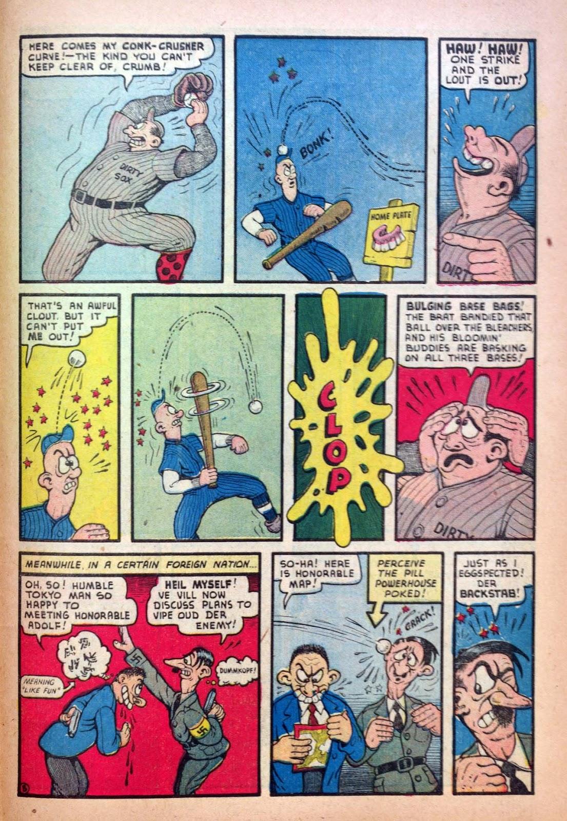 Read online Joker Comics comic -  Issue #7 - 63