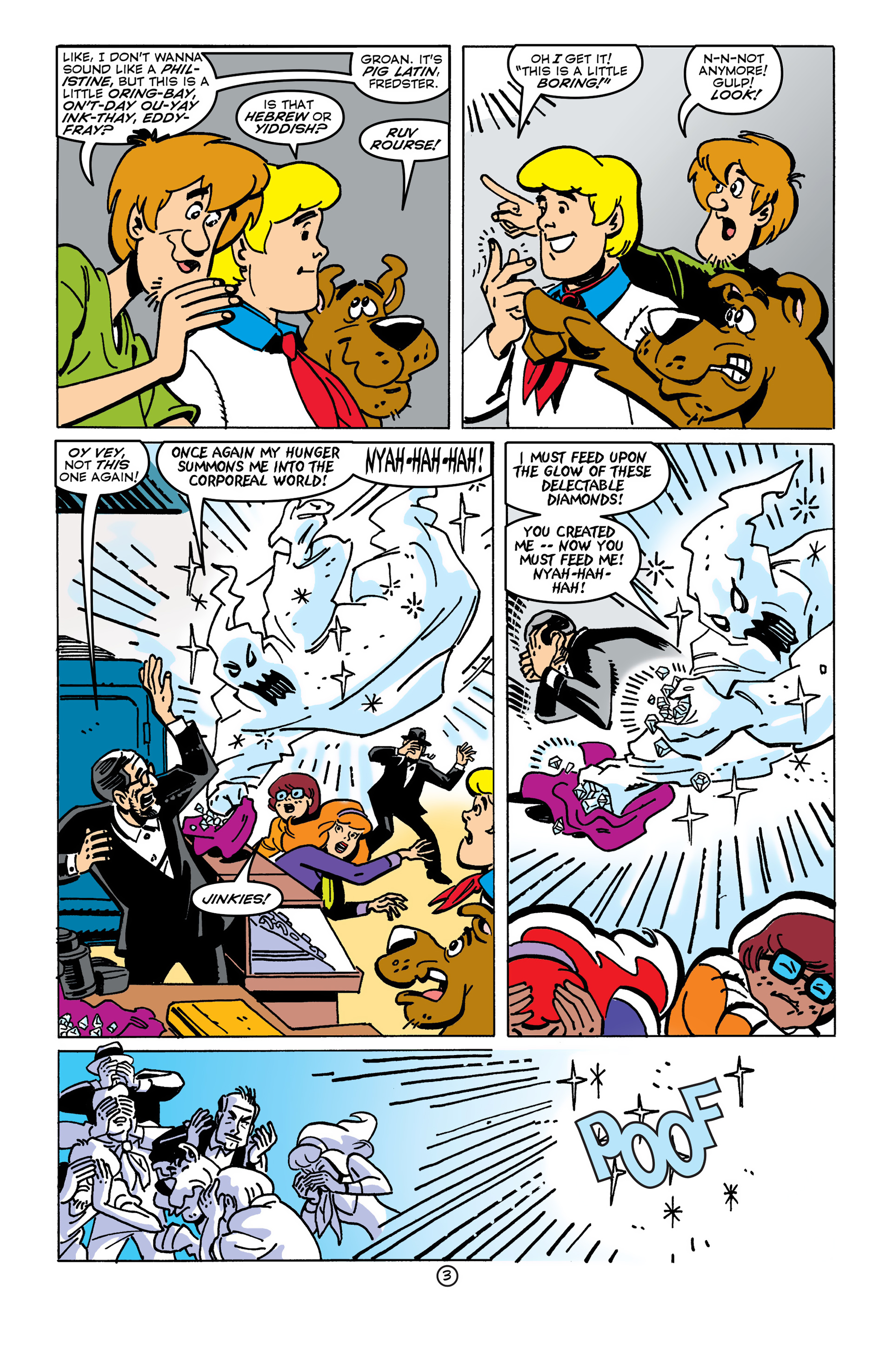 Read online Scooby-Doo (1997) comic -  Issue #45 - 3