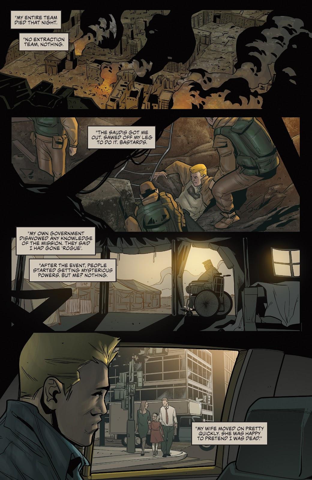 Read online Summit comic -  Issue #12 - 25