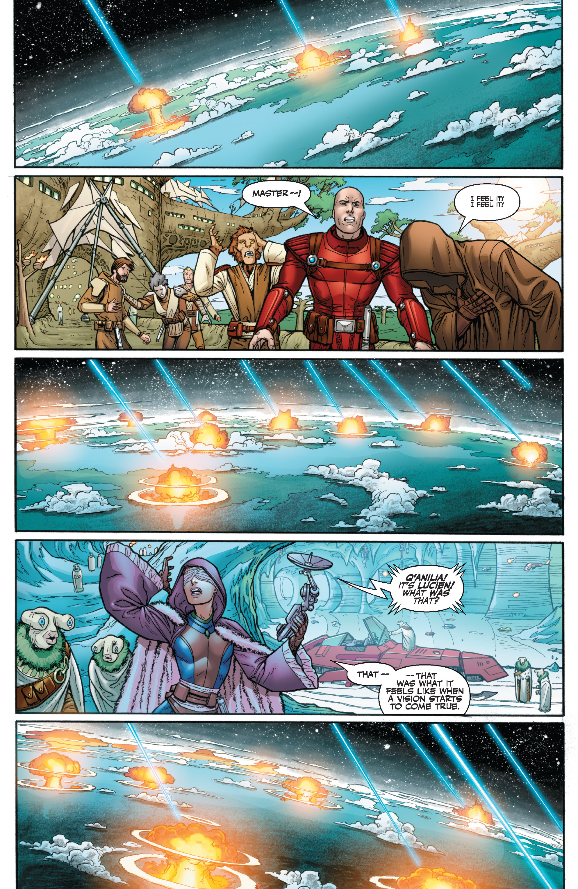 Read online Star Wars Omnibus comic -  Issue # Vol. 29 - 336