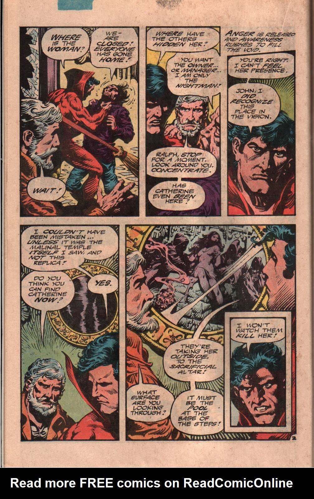 Read online The Fly (1983) comic -  Issue #7 - 19
