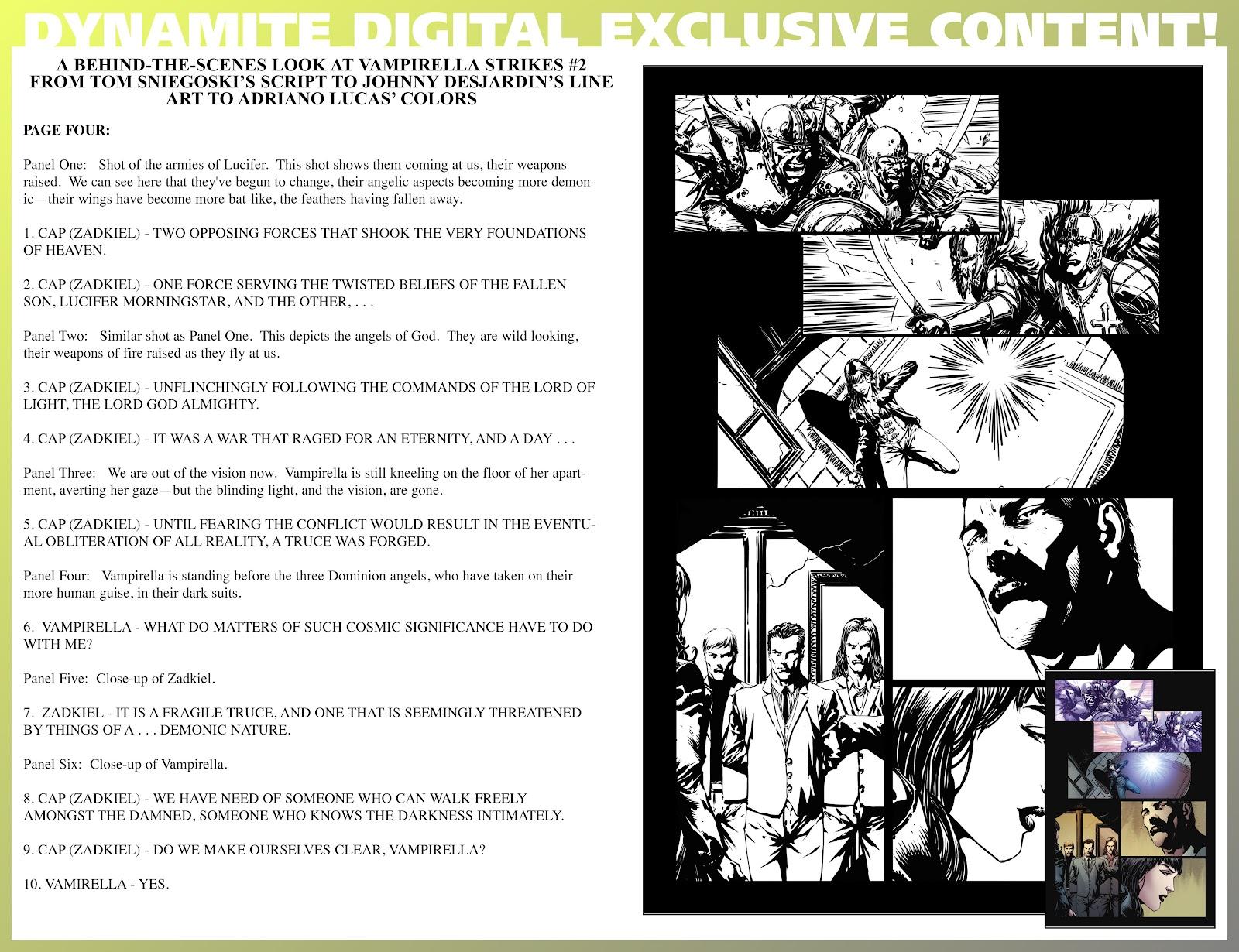 Read online Vampirella Strikes comic -  Issue #2 - 26