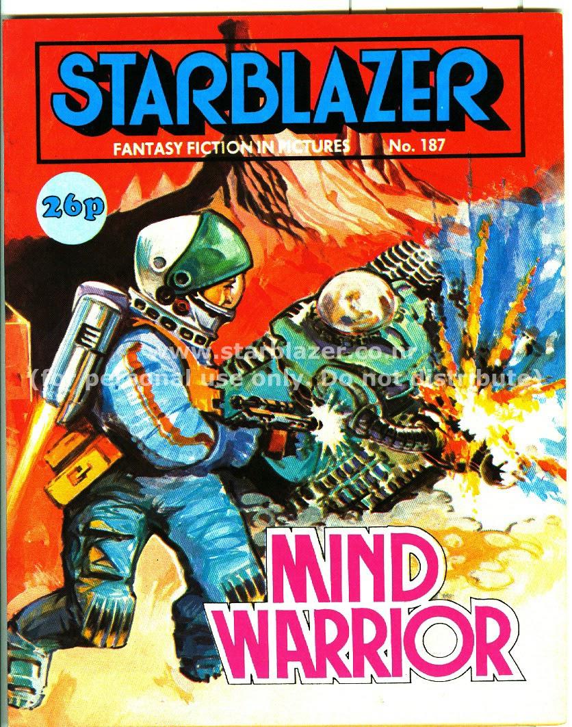 Starblazer issue 187 - Page 1