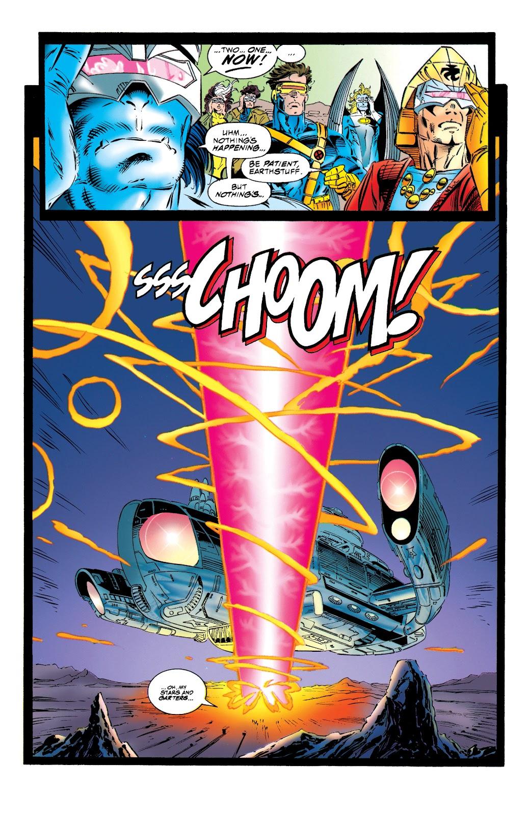 Uncanny X-Men (1963) issue 321 - Page 12