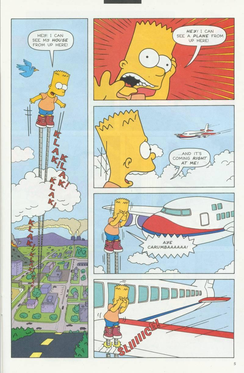 Read online Simpsons Comics Presents Bart Simpson comic -  Issue #3 - 31