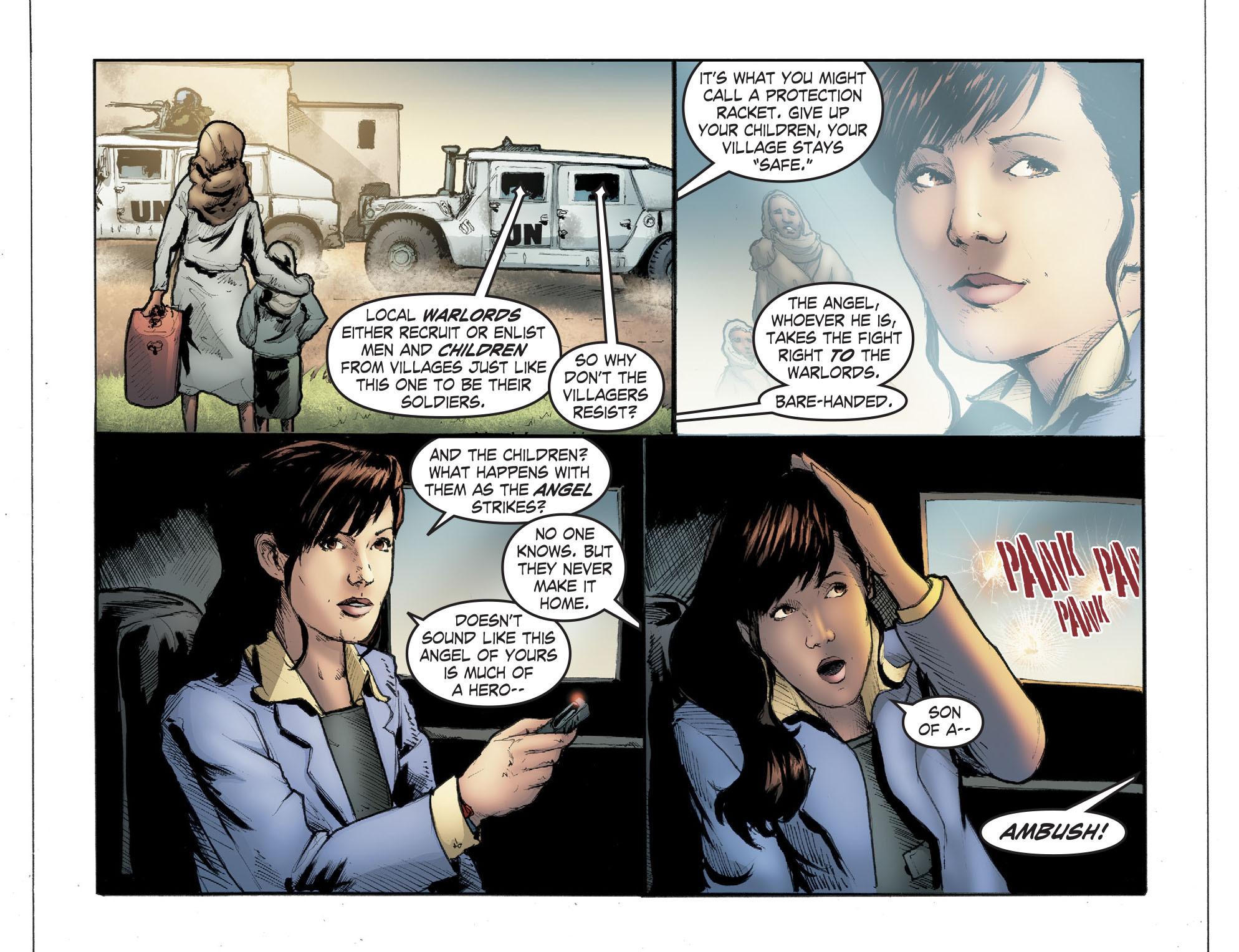 Read online Smallville: Season 11 comic -  Issue #41 - 14