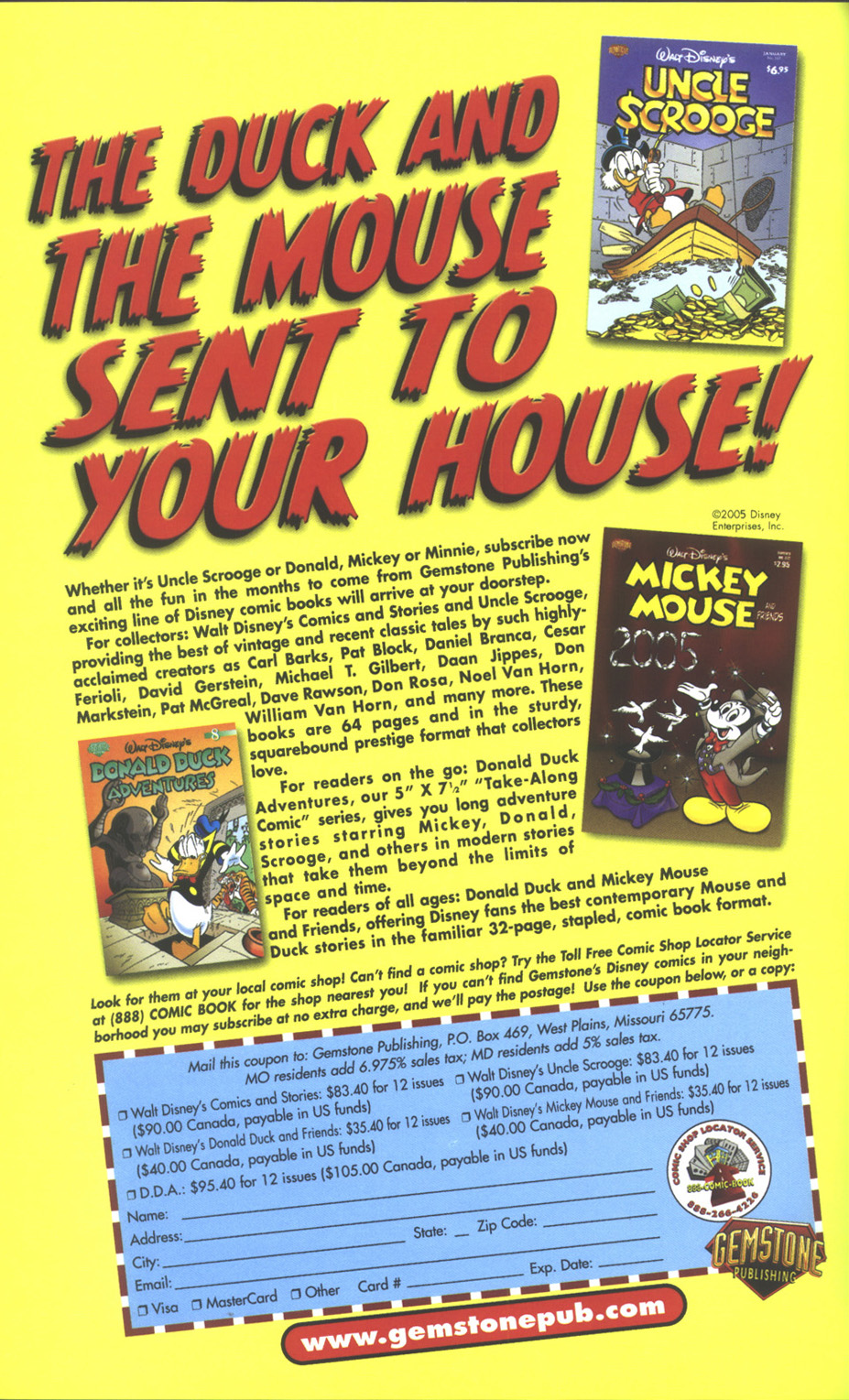 Read online Uncle Scrooge (1953) comic -  Issue #337 - 40