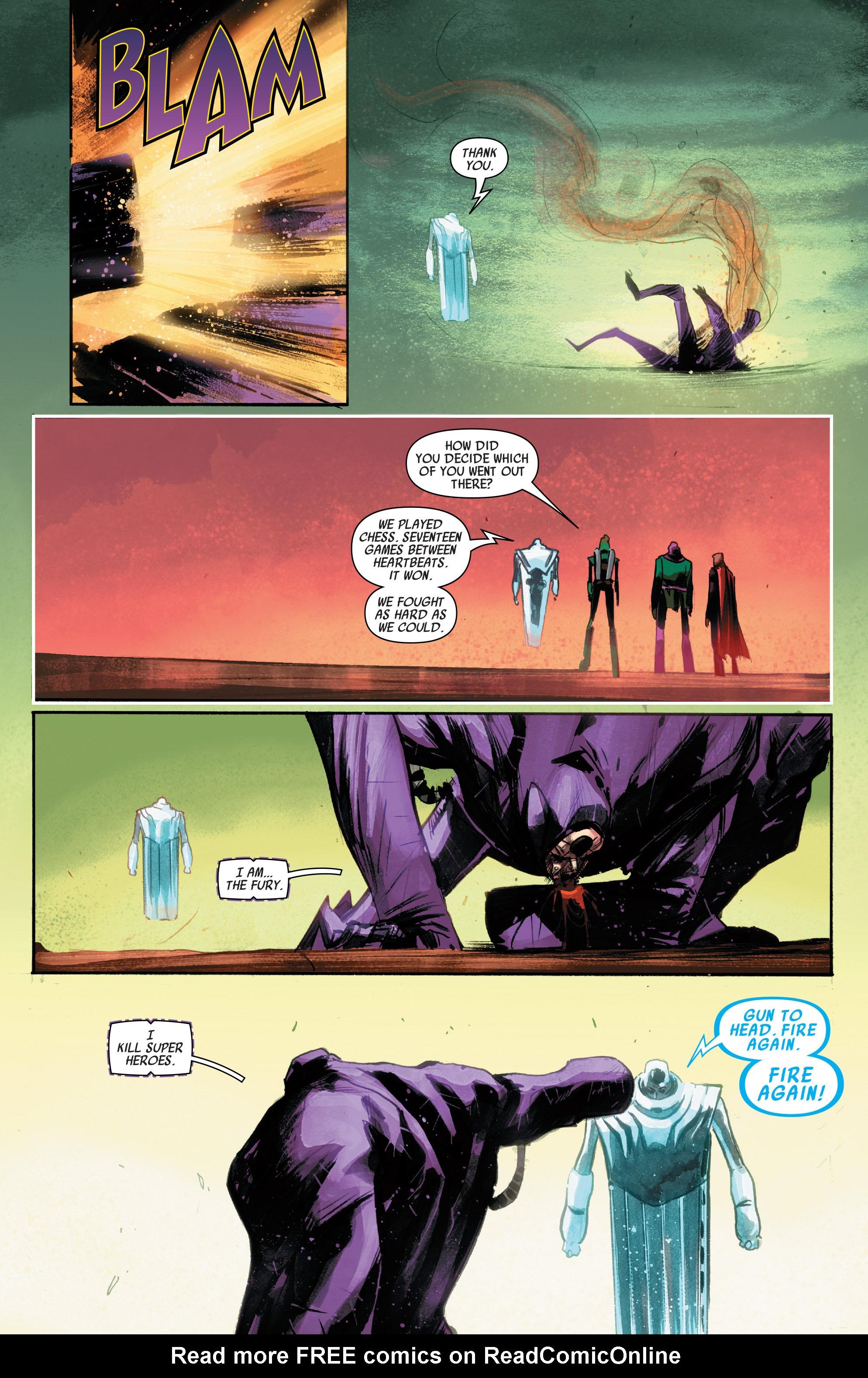 Read online Siege (2015) comic -  Issue #3 - 9