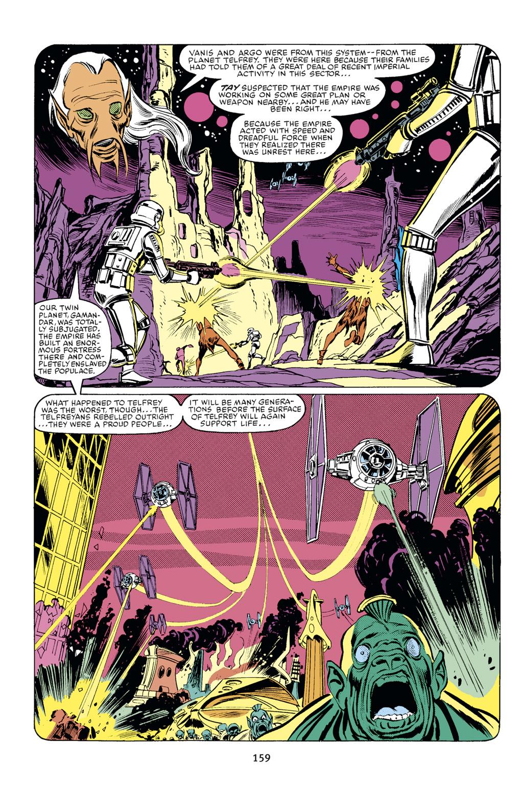 Read online Star Wars Omnibus comic -  Issue # Vol. 18 - 148