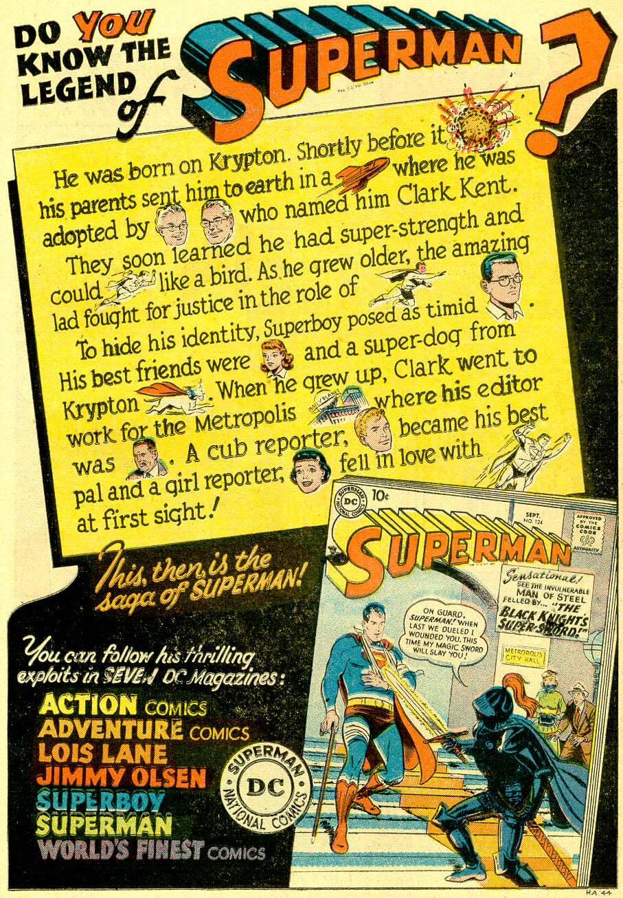 Read online All-Star Western (1951) comic -  Issue #103 - 13
