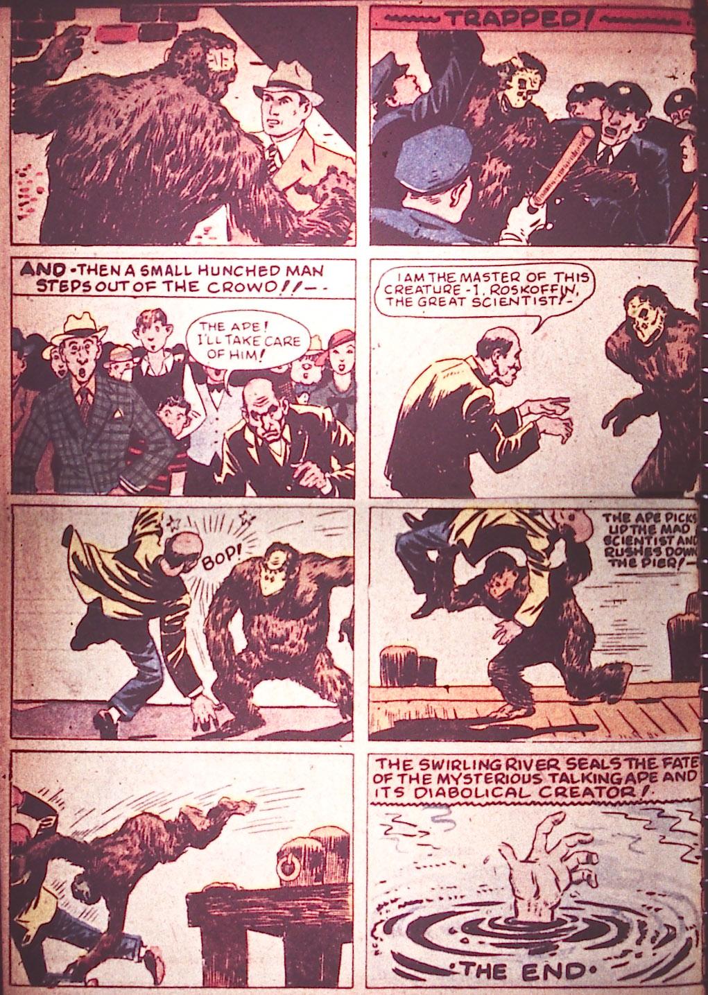 Detective Comics (1937) 6 Page 7