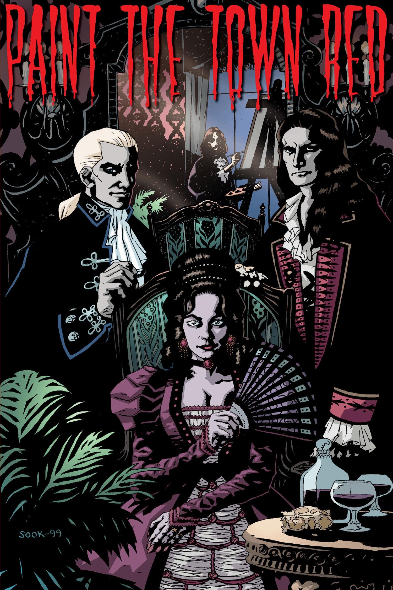 Read online Buffy the Vampire Slayer: Omnibus comic -  Issue # TPB 2 - 215