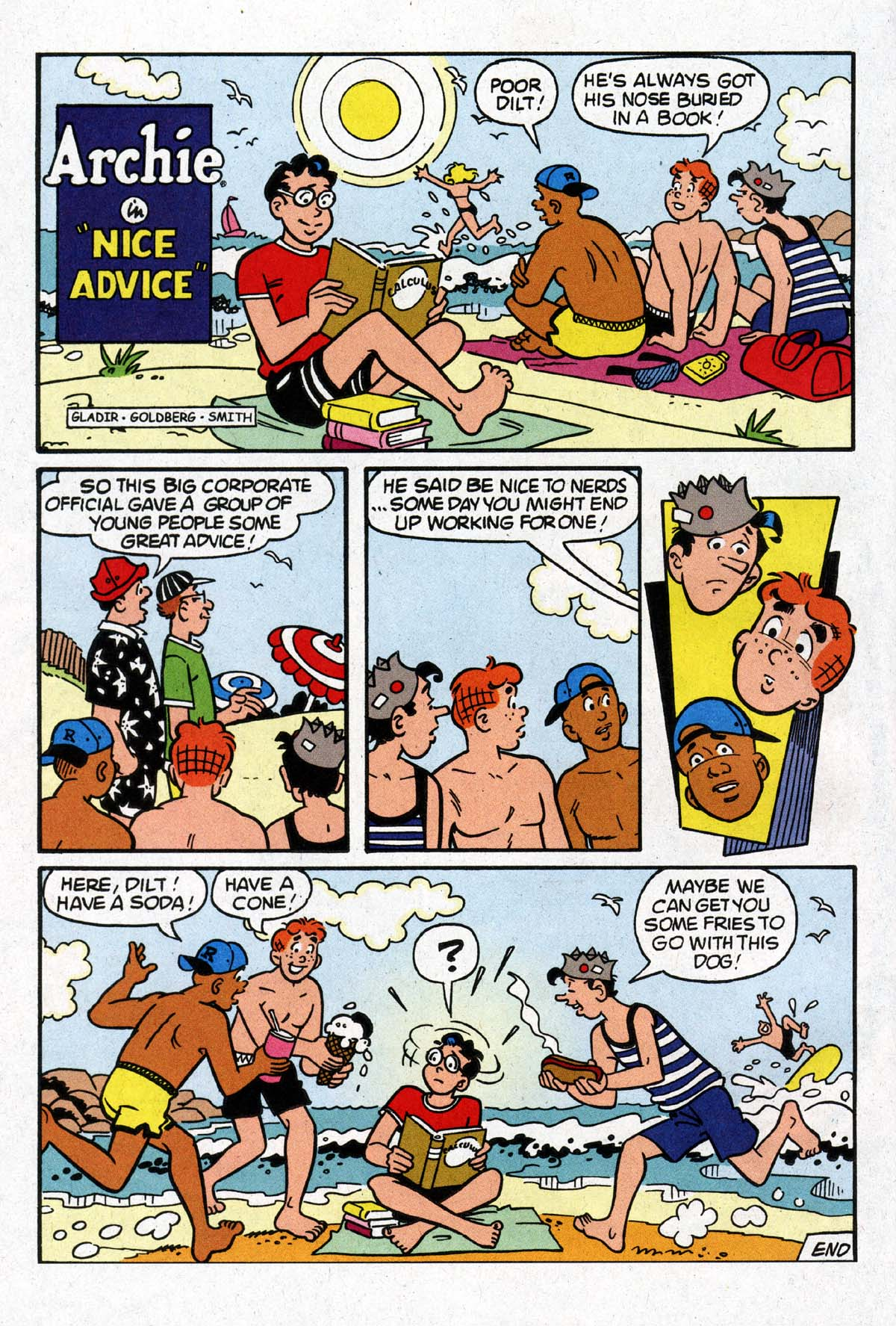 Read online Archie (1960) comic -  Issue #527 - 23