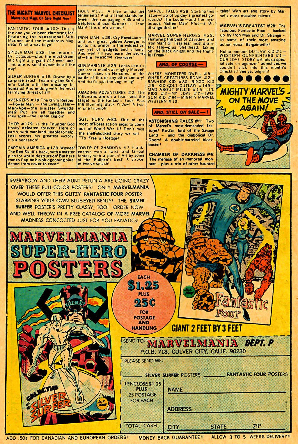 My Love (1969) issue 7 - Page 10