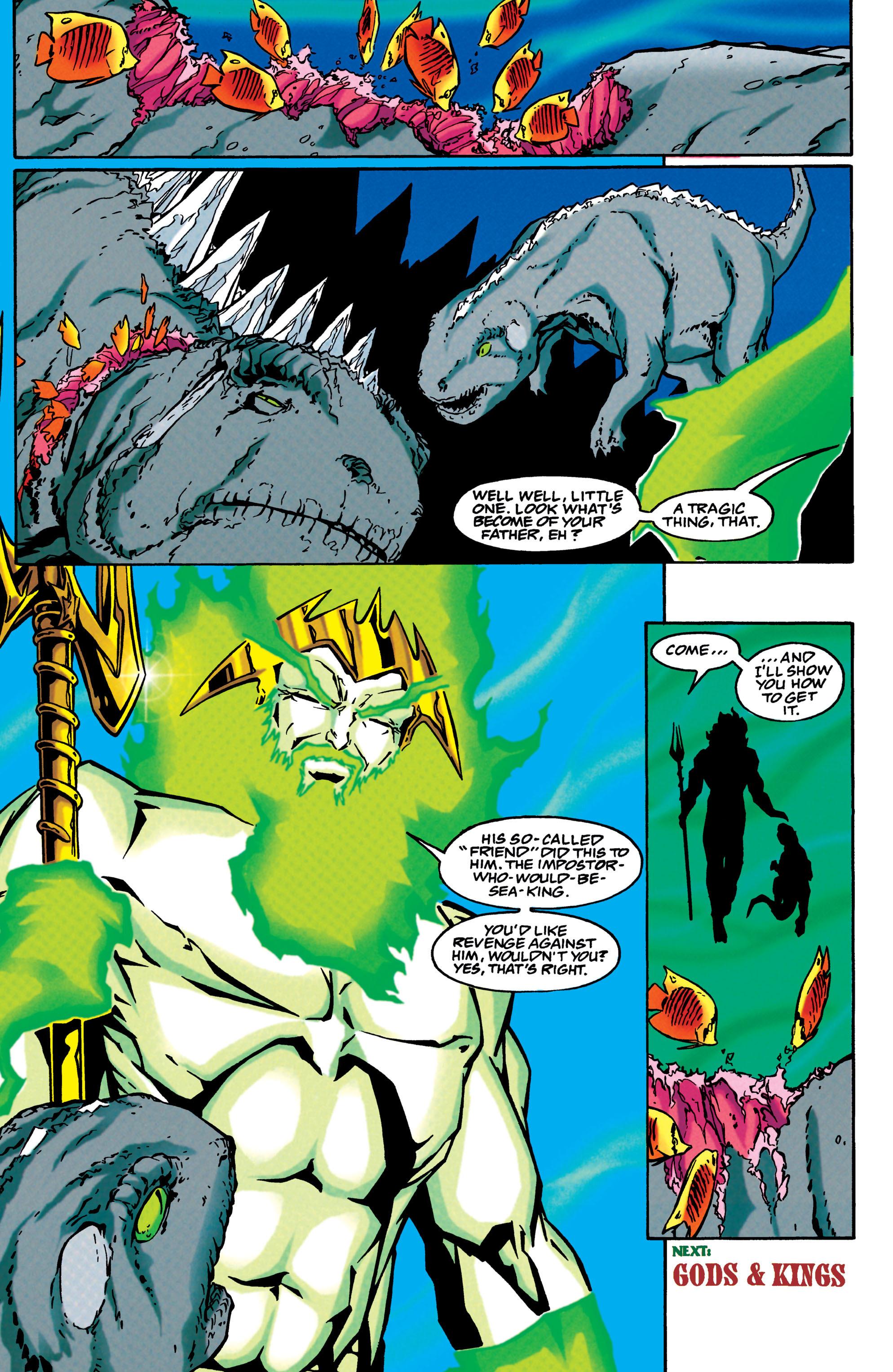 Read online Aquaman (1994) comic -  Issue #44 - 24