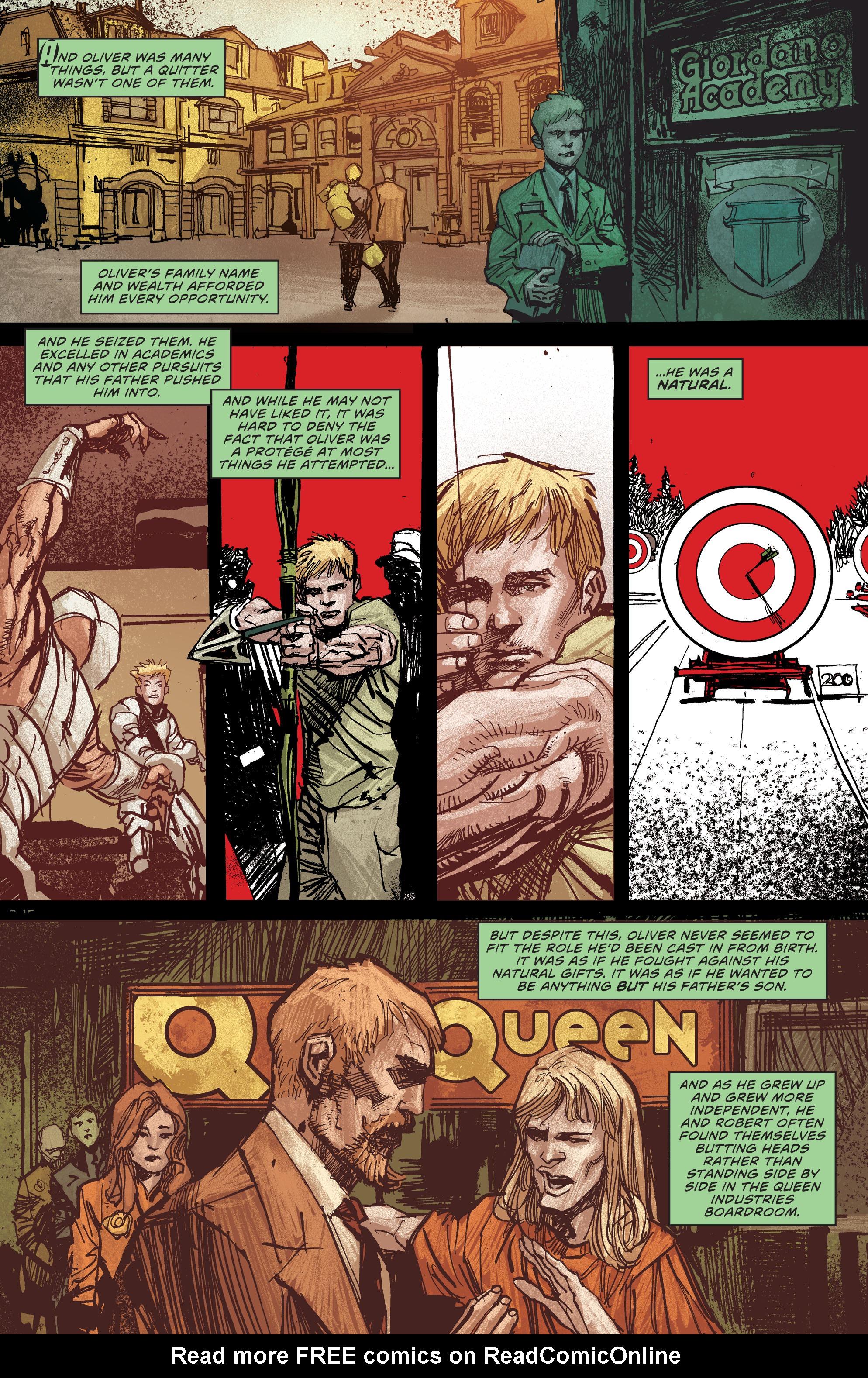 Read online Secret Origins (2014) comic -  Issue #4 - 16