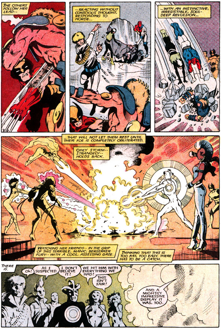 Uncanny X-Men (1963) issue _Annual_11 - Page 12