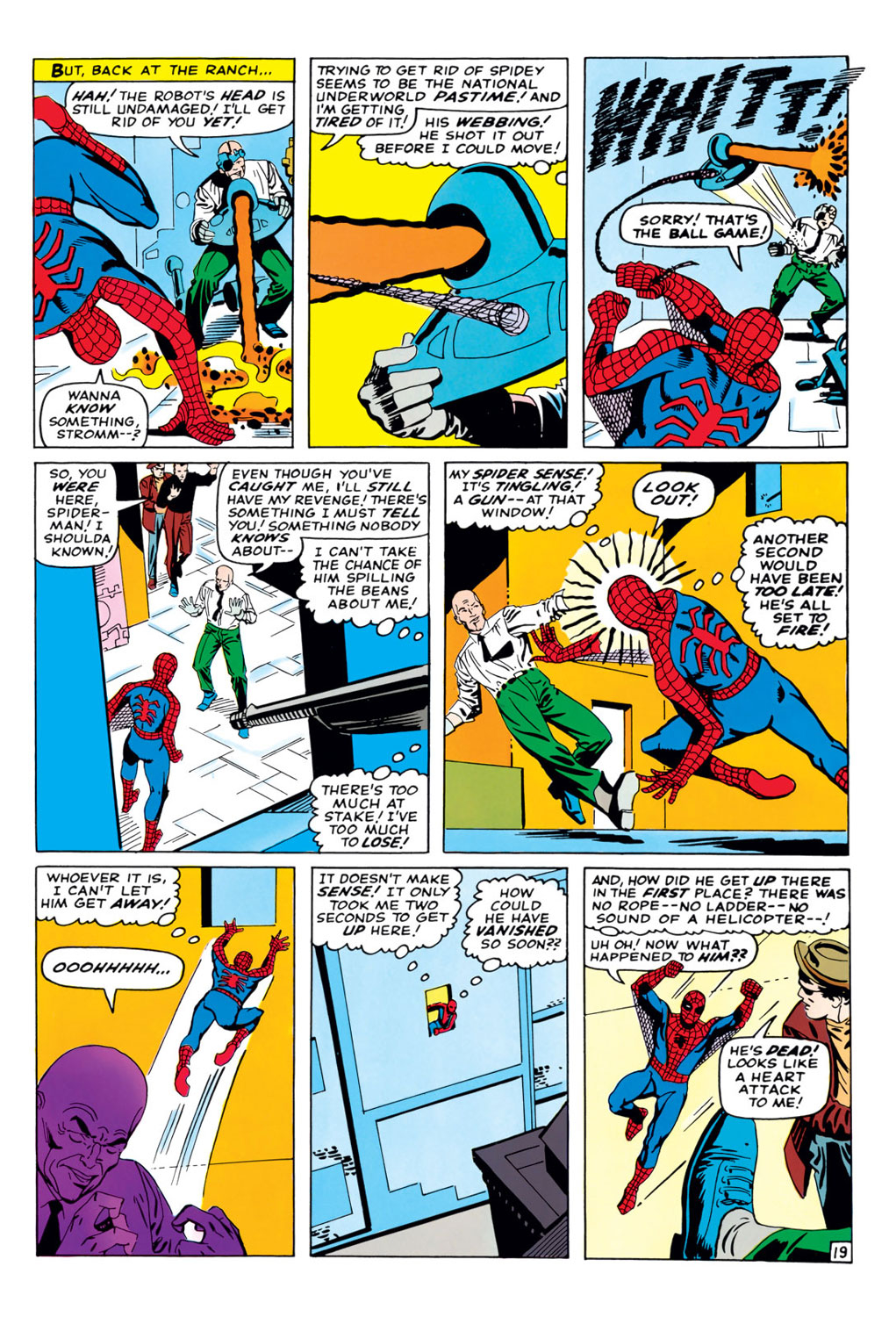 The Amazing Spider-Man (1963) 37 Page 19