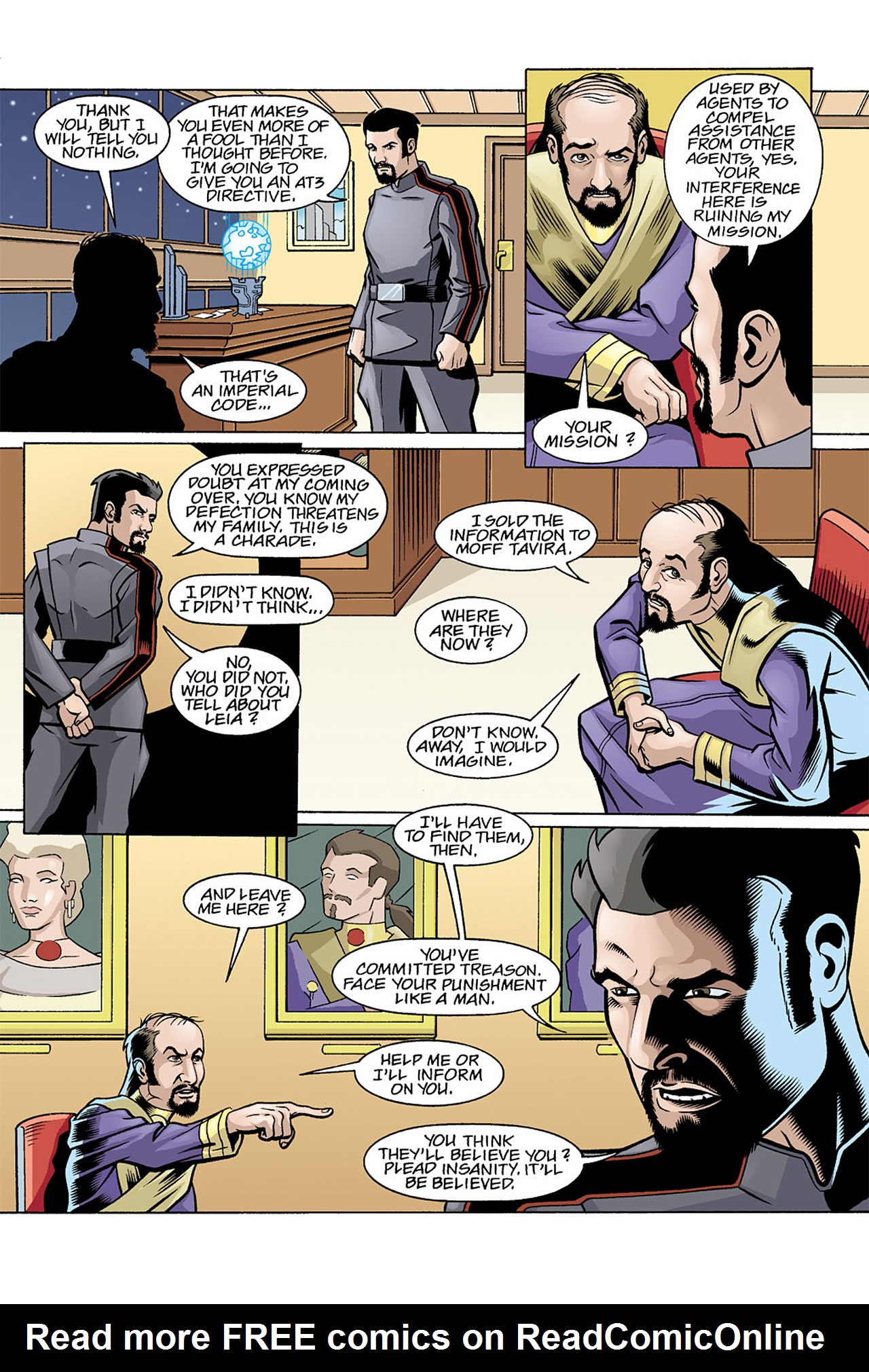 Read online Star Wars Omnibus comic -  Issue # Vol. 3 - 208