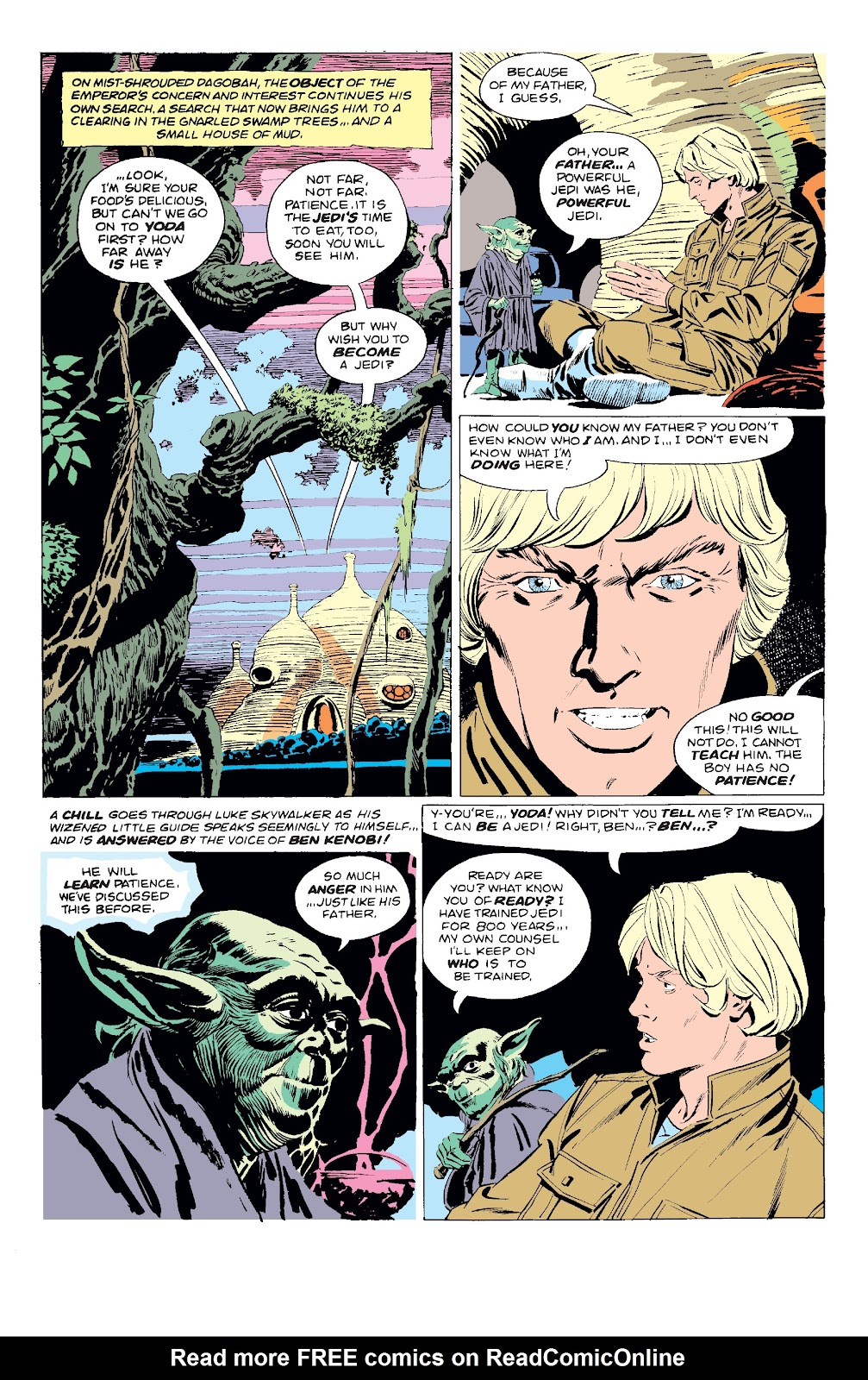 Read online Star Wars Legends: The Original Marvel Years - Epic Collection comic -  Issue # TPB 3 (Part 1) - 67