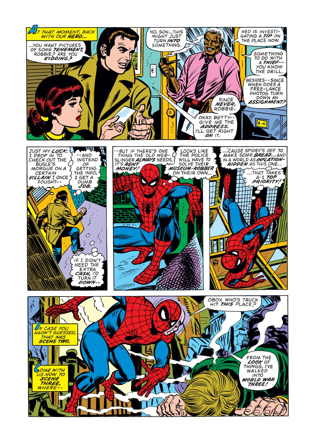 The Amazing Spider-Man (1963) 132 Page 9