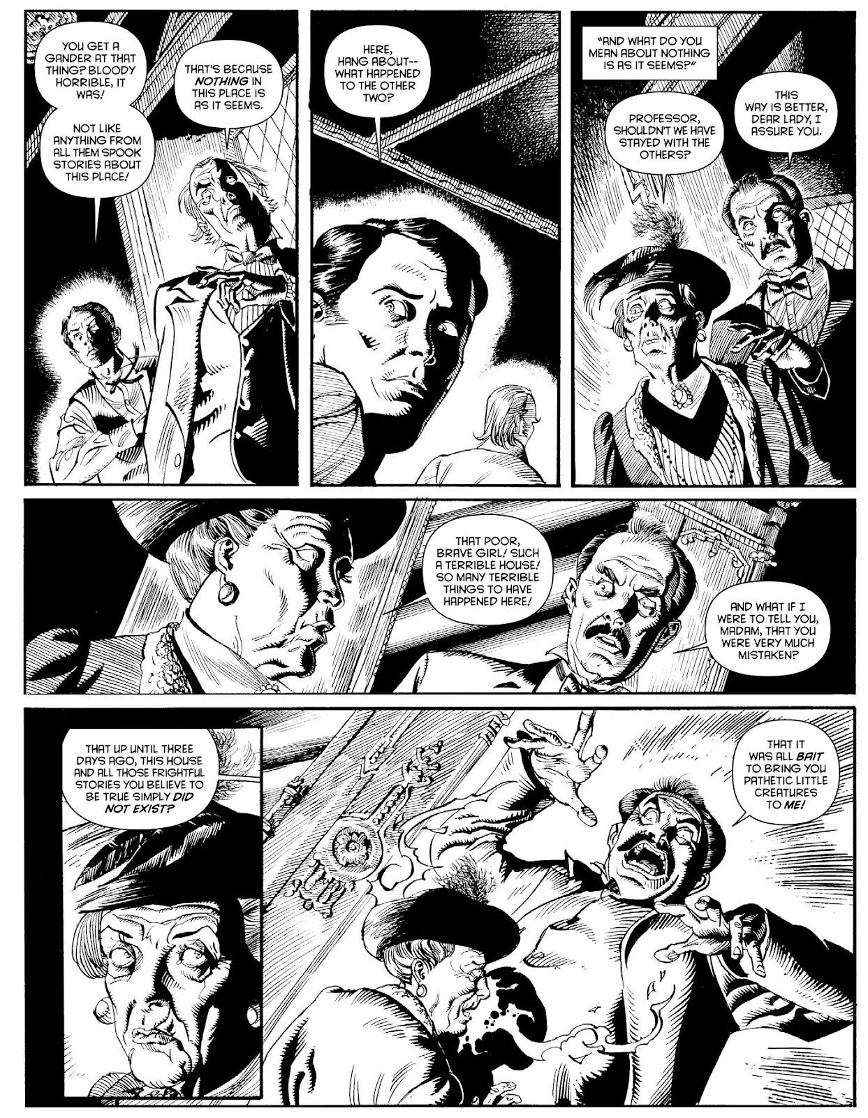 Judge Dredd Megazine (Vol. 5) issue 427 - Page 98