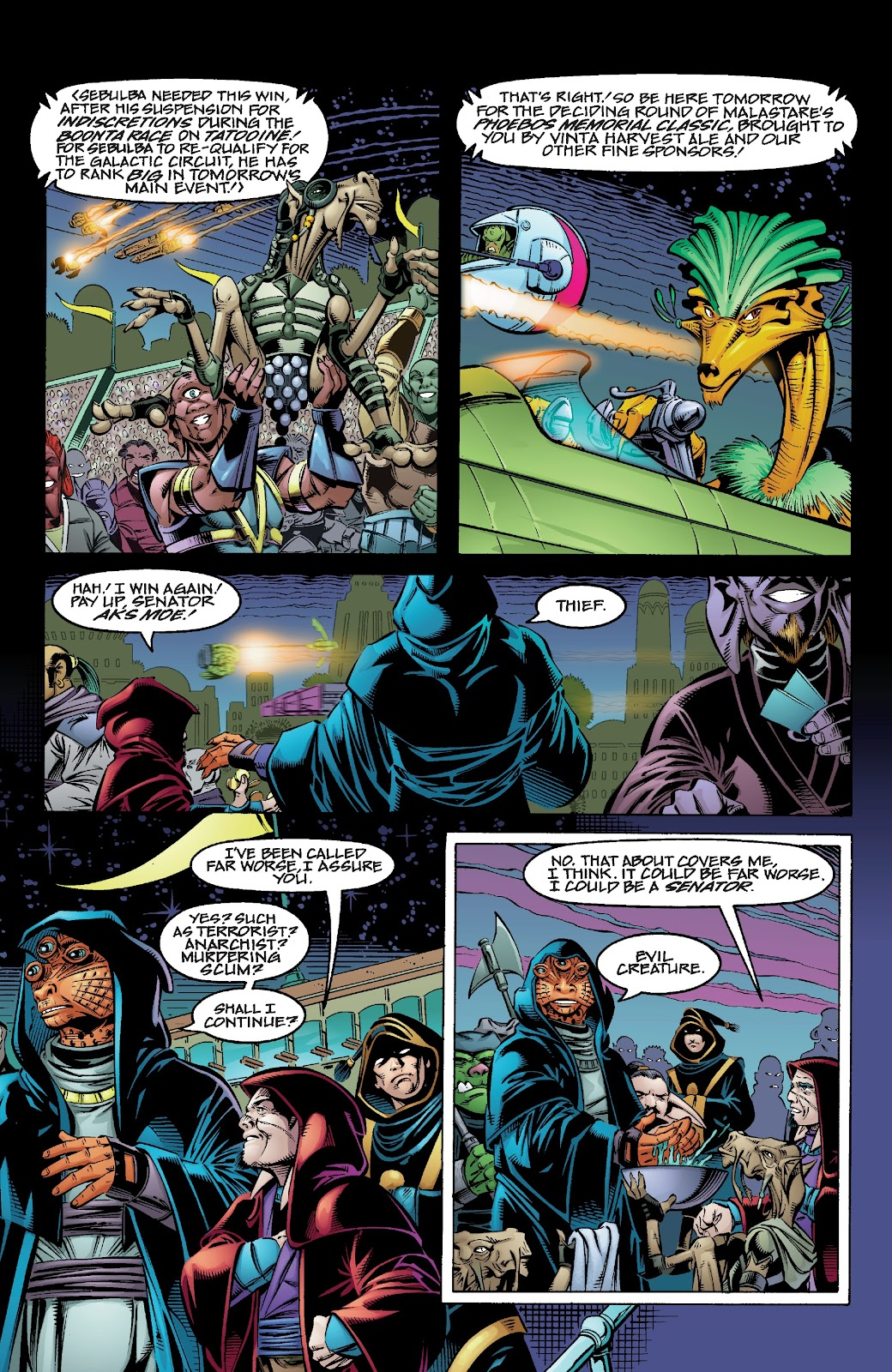 Read online Star Wars Legends Epic Collection: The Menace Revealed comic -  Issue # TPB (Part 3) - 77