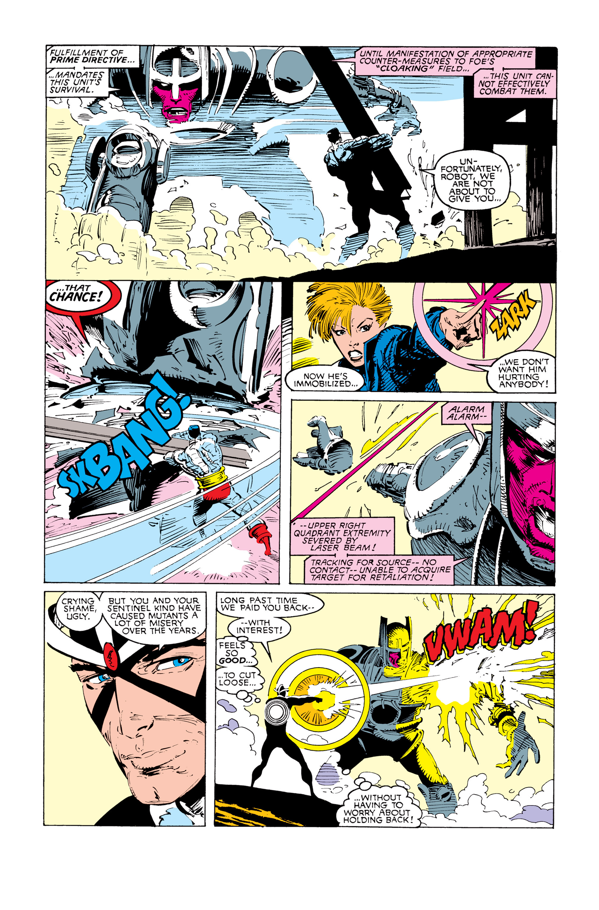 Read online Uncanny X-Men (1963) comic -  Issue #247 - 5